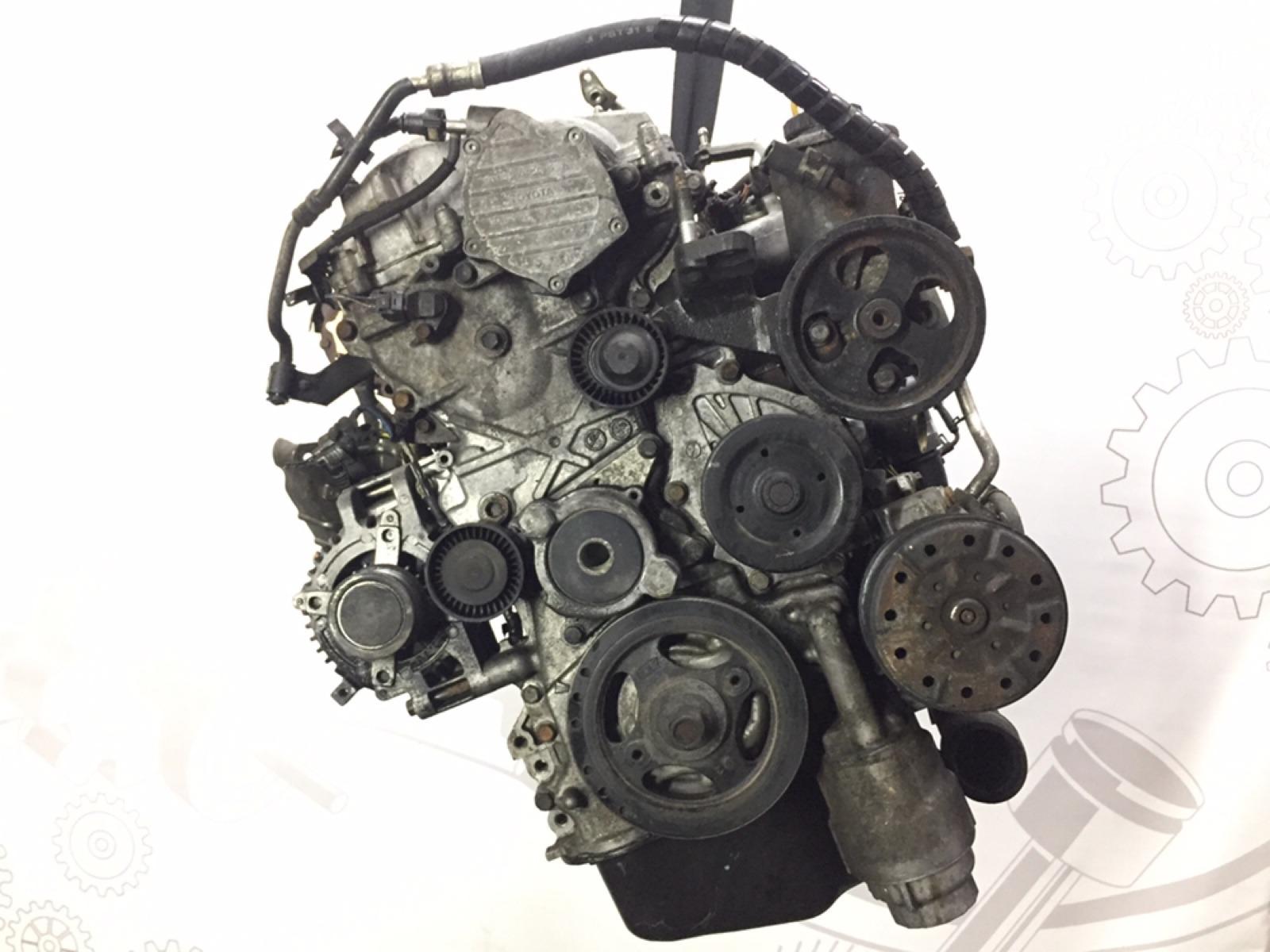 Двигатель дизельный Toyota Avensis 2.0 D-4D 2009 (б/у)
