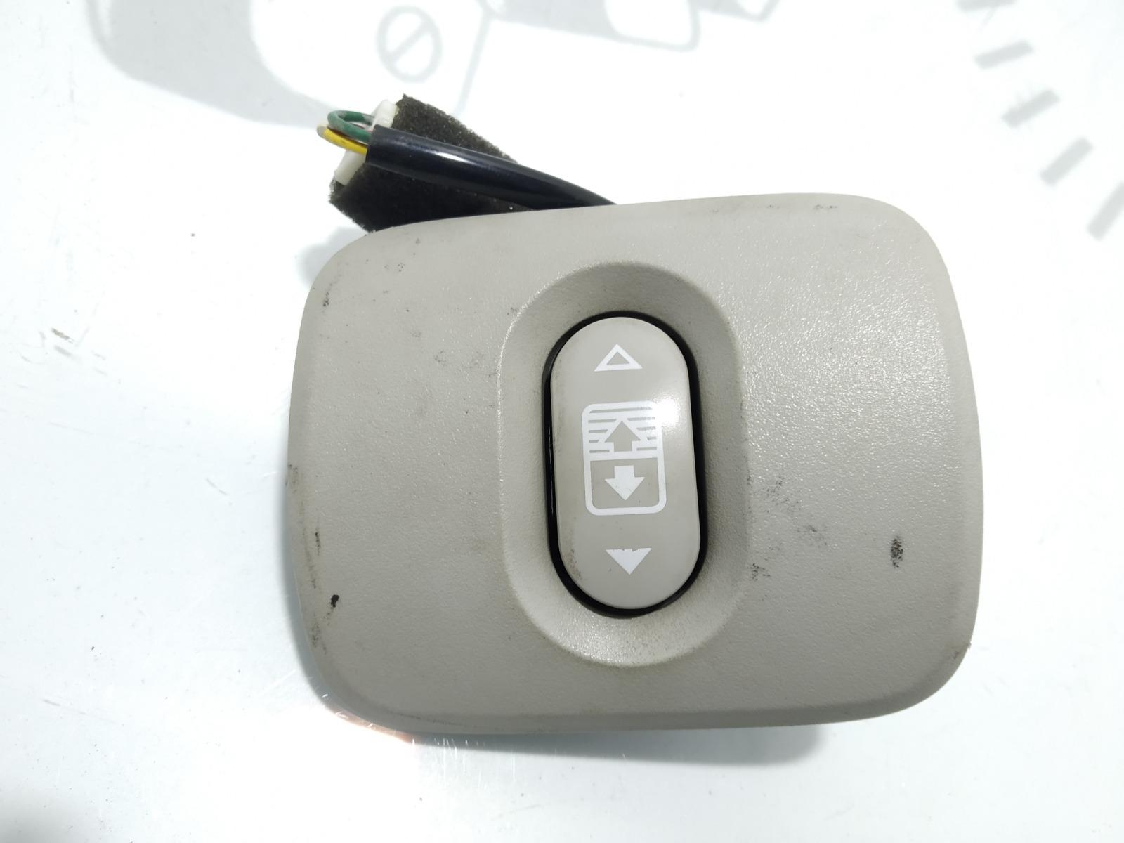 Кнопка открывания люка Nissan Qashqai 1.5 DCI 2007 (б/у)