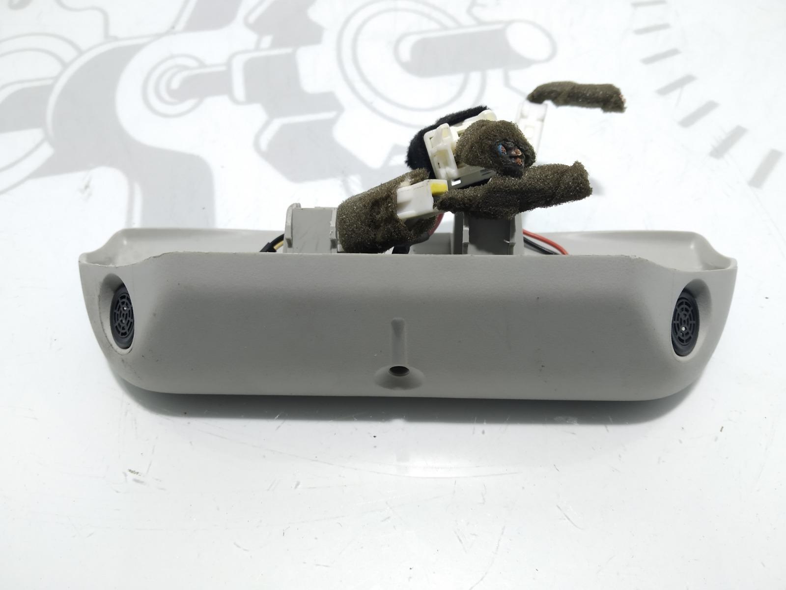 Блок управления сигнализацией Nissan Qashqai 1.5 DCI 2007 (б/у)