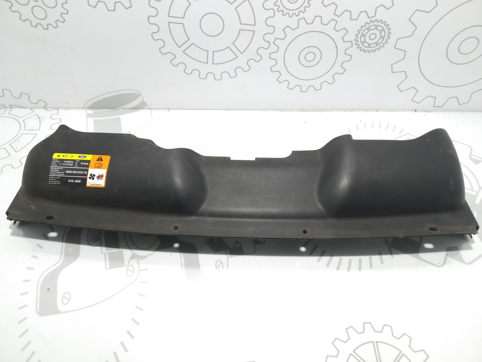 Накладка декоративная Ford Focus 1.6 TDCI 2007 (б/у)