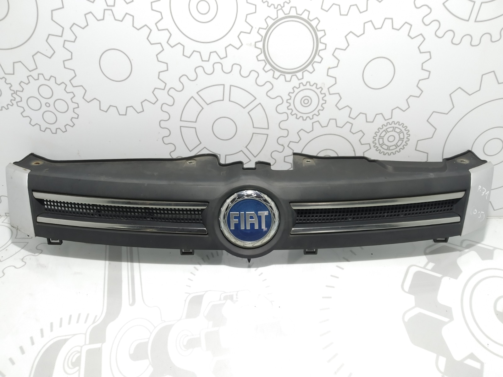Решетка радиатора Fiat Panda 1.3 JTD 2007 (б/у)