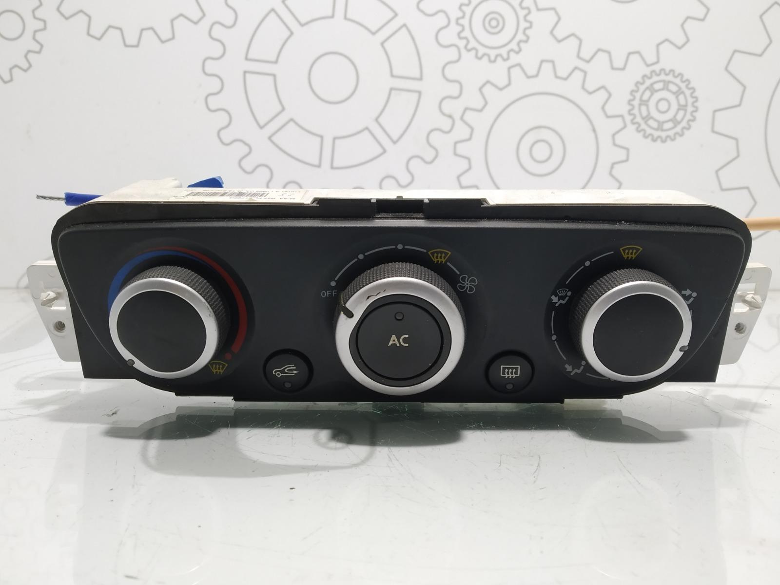 Блок управления печки/климат-контроля Renault Grand Scenic 1.6 I 2011 (б/у)