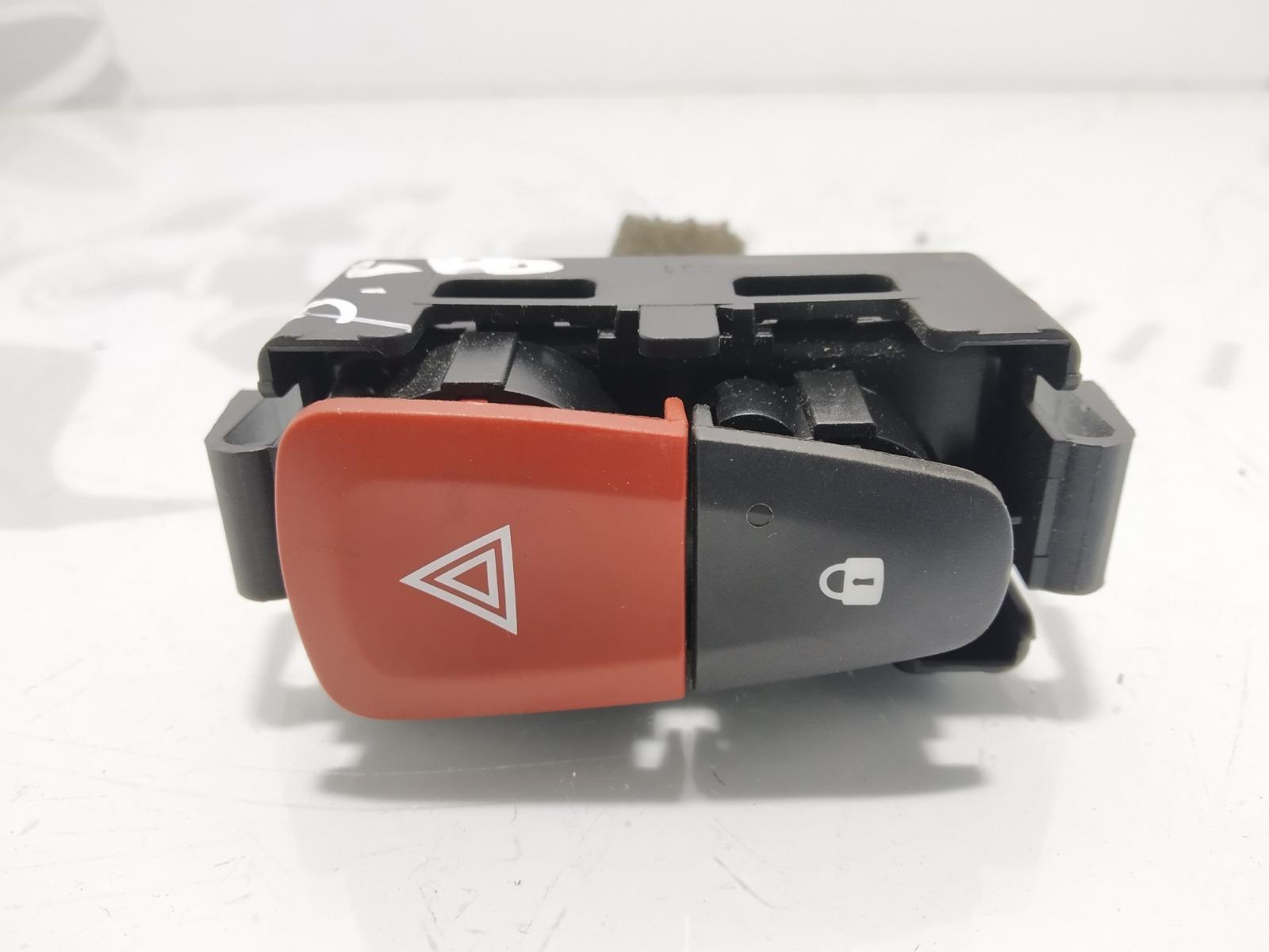 Кнопка аварийной сигнализации Renault Grand Scenic 1.6 I 2011 (б/у)