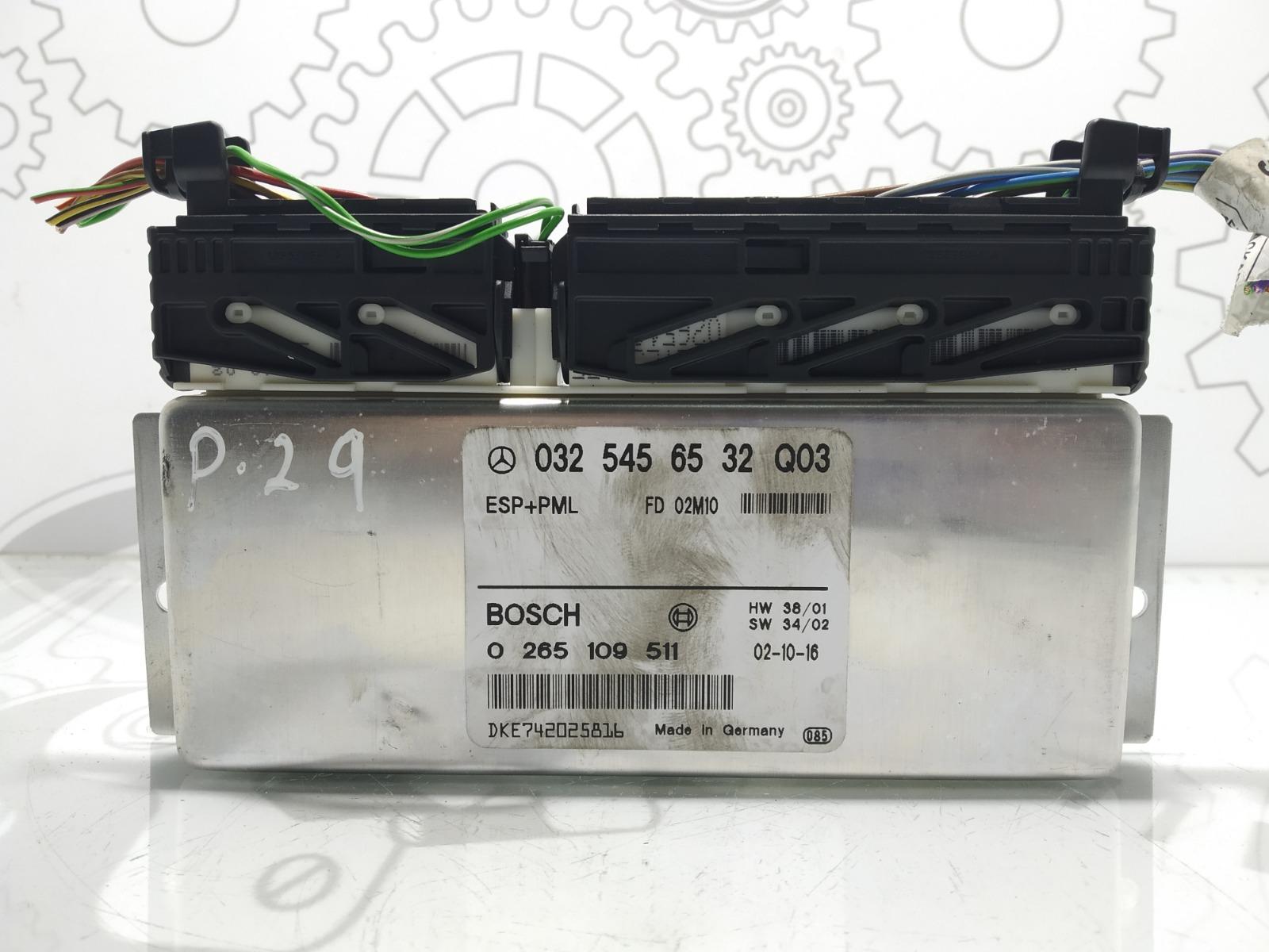 Блок управления esp Mercedes E W211 3.2 CDI 2003 (б/у)