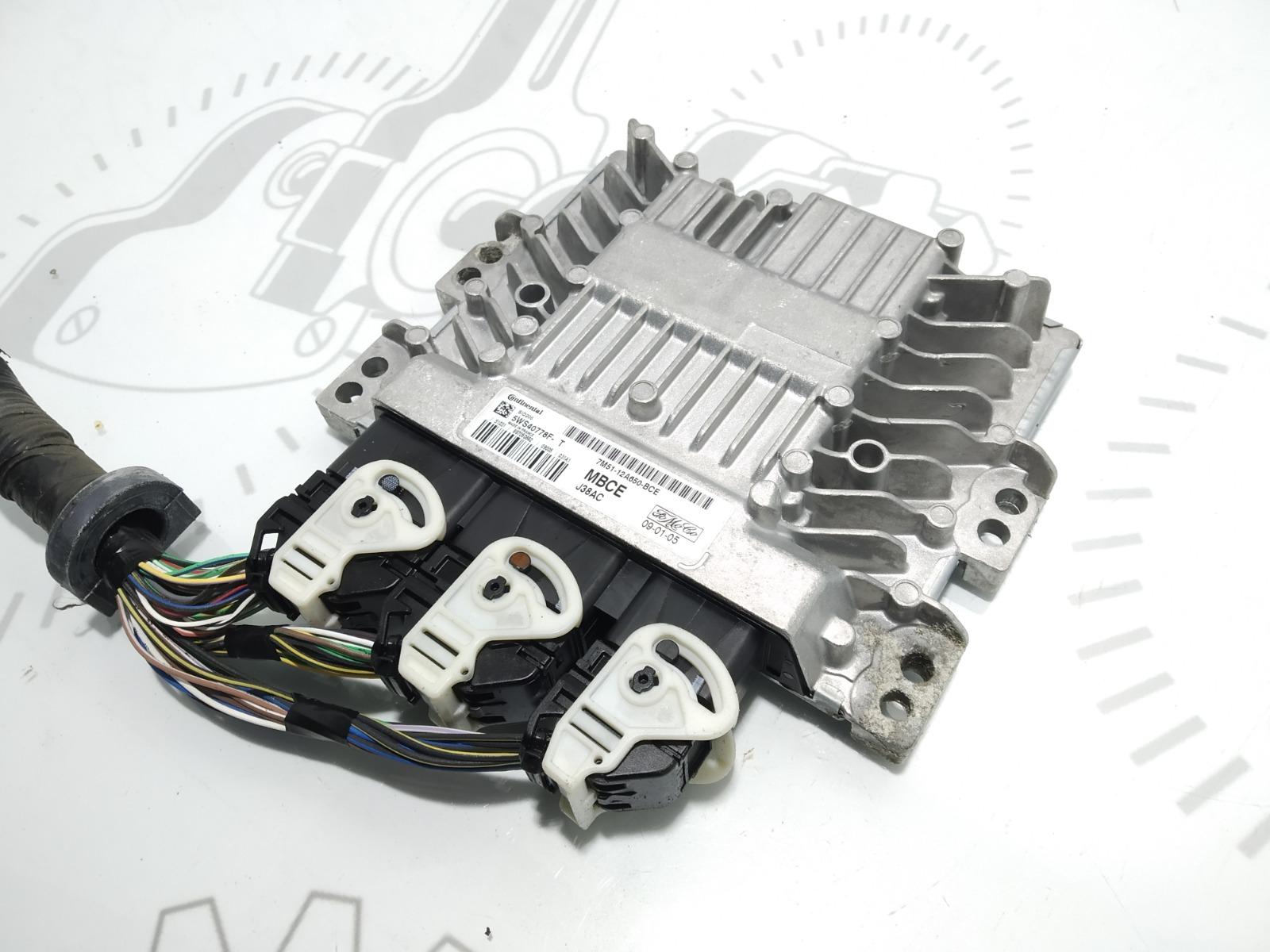 Блок управления двигателем Ford Focus 1.8 TDCI 2009 (б/у)