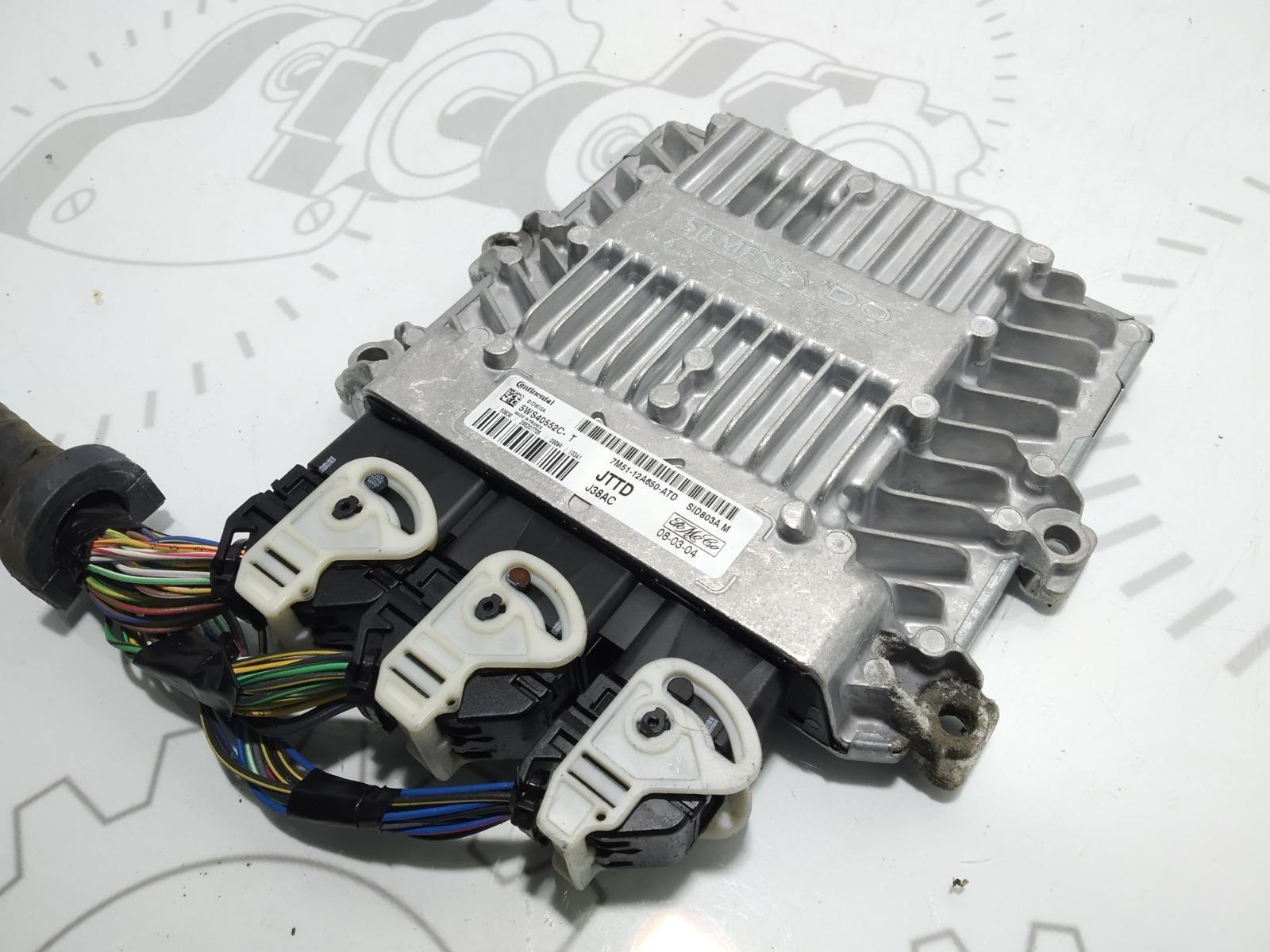 Блок управления двигателем Ford Focus 2.0 TDCI 2008 (б/у)