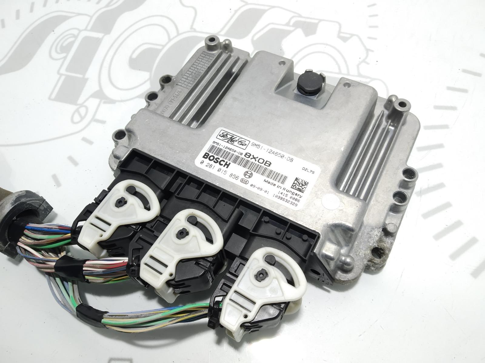 Блок управления двигателем Ford Focus 1.6 TDCI 2009 (б/у)