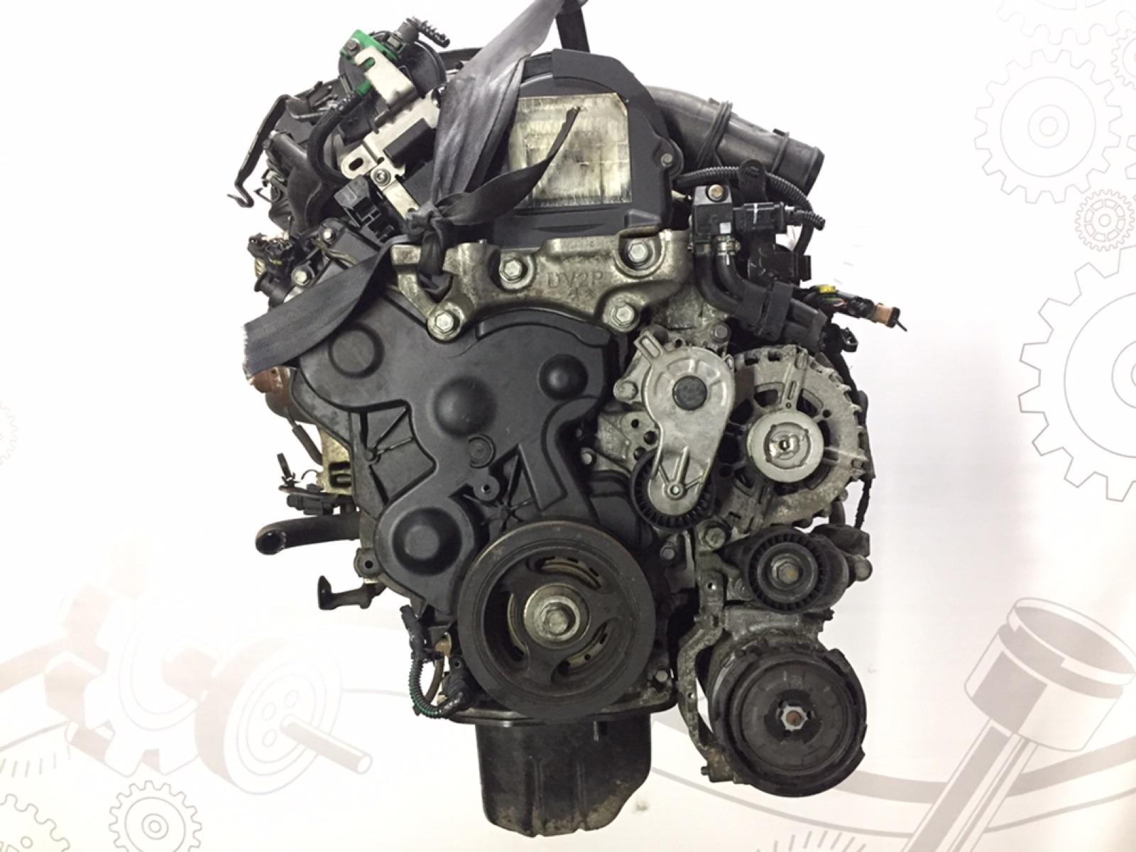 Двигатель дизельный Citroen C4 Grand Picasso 1.6 HDI 2014 (б/у)