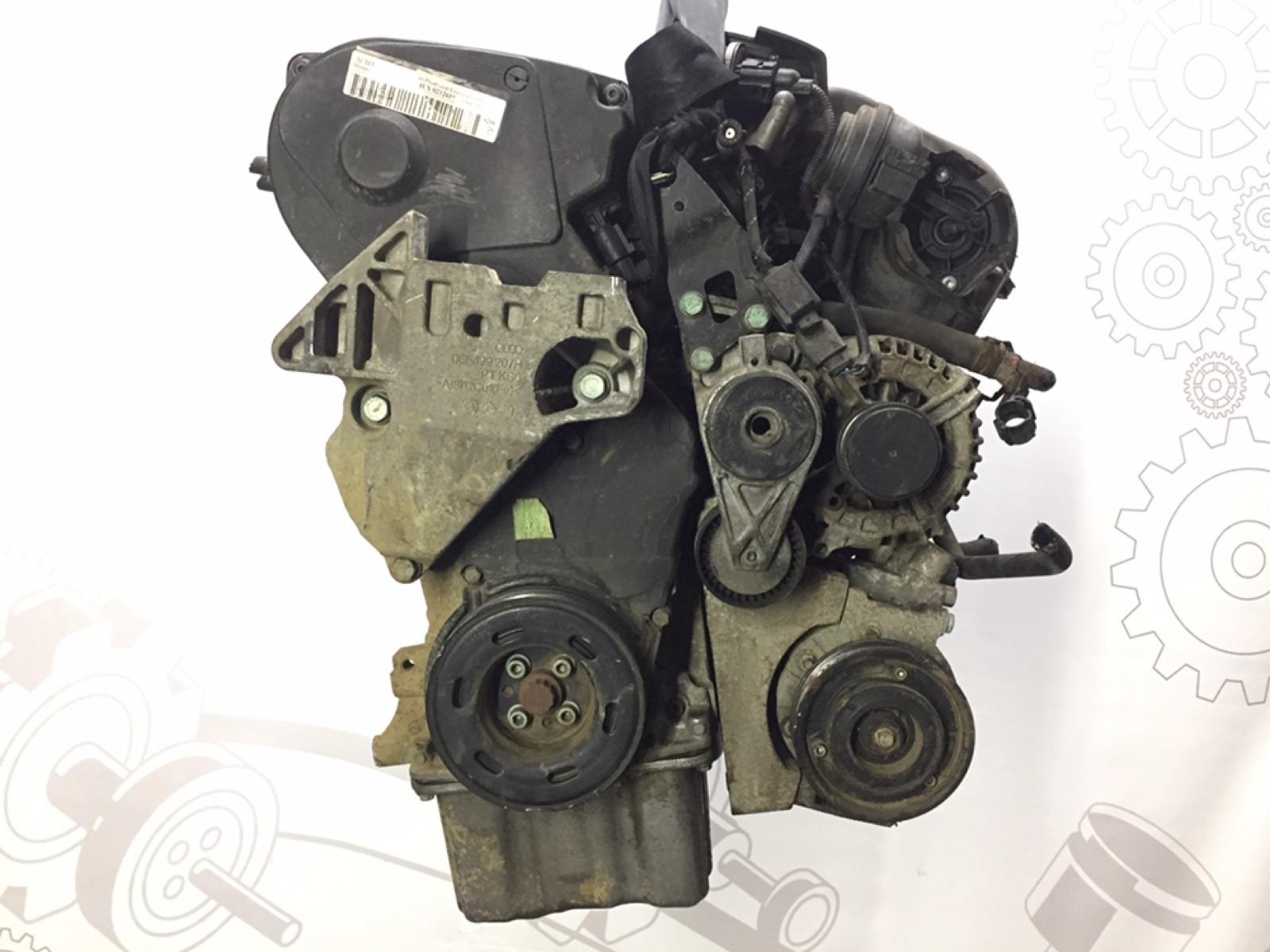 Двигатель бензиновый Volkswagen Golf 5 2.0 FSI 2005 (б/у)