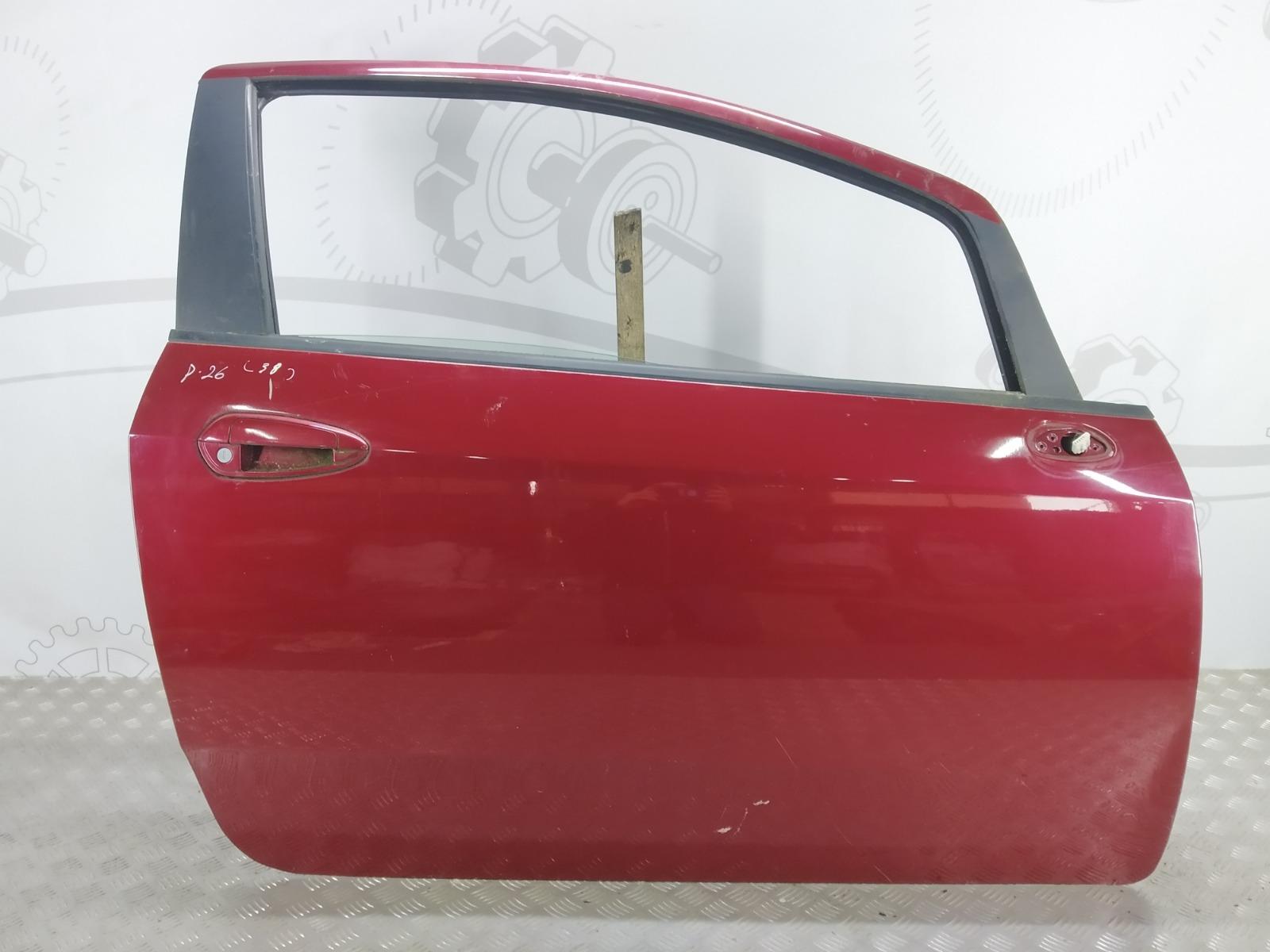 Дверь передняя правая Fiat Grande Punto 1.4 I 2009 (б/у)