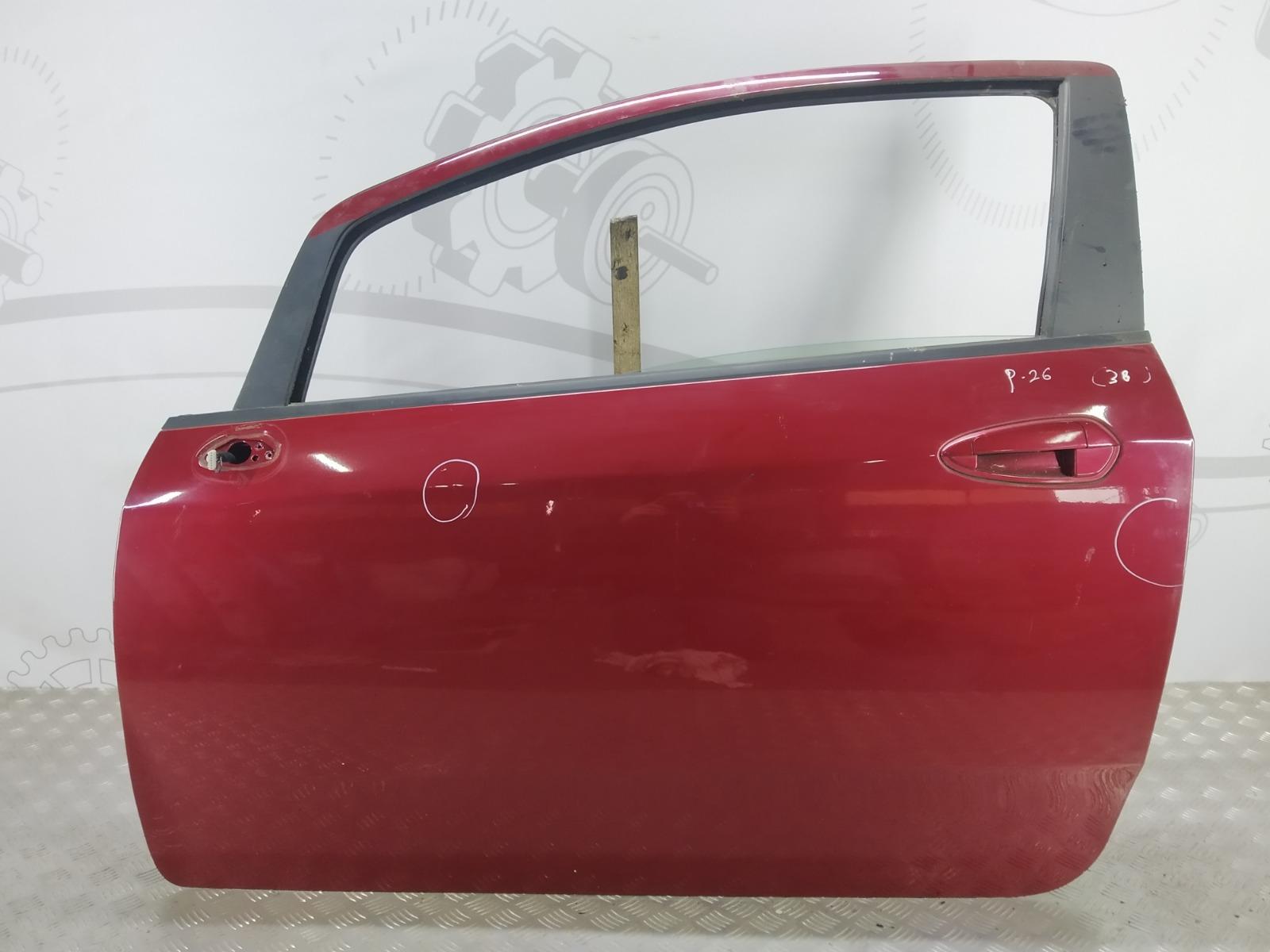 Дверь передняя левая Fiat Grande Punto 1.4 I 2009 (б/у)