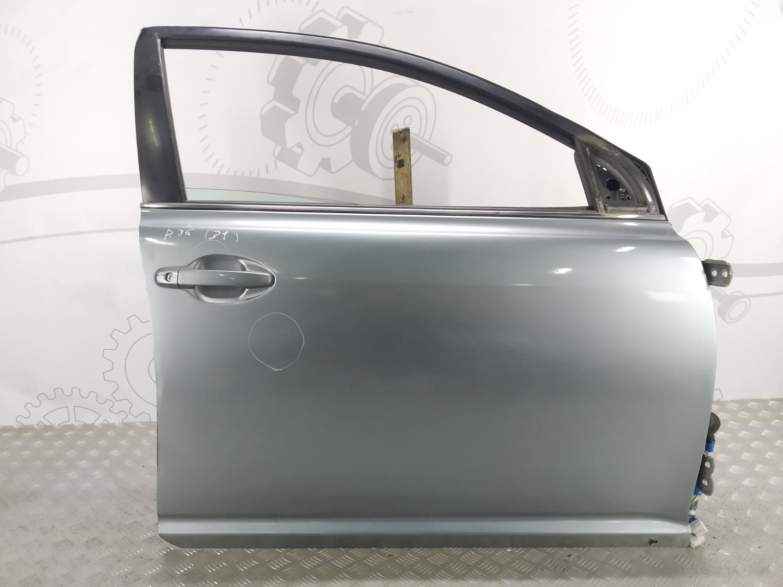 Дверь передняя правая Toyota Avensis 2.0 D-4D 2009 (б/у)