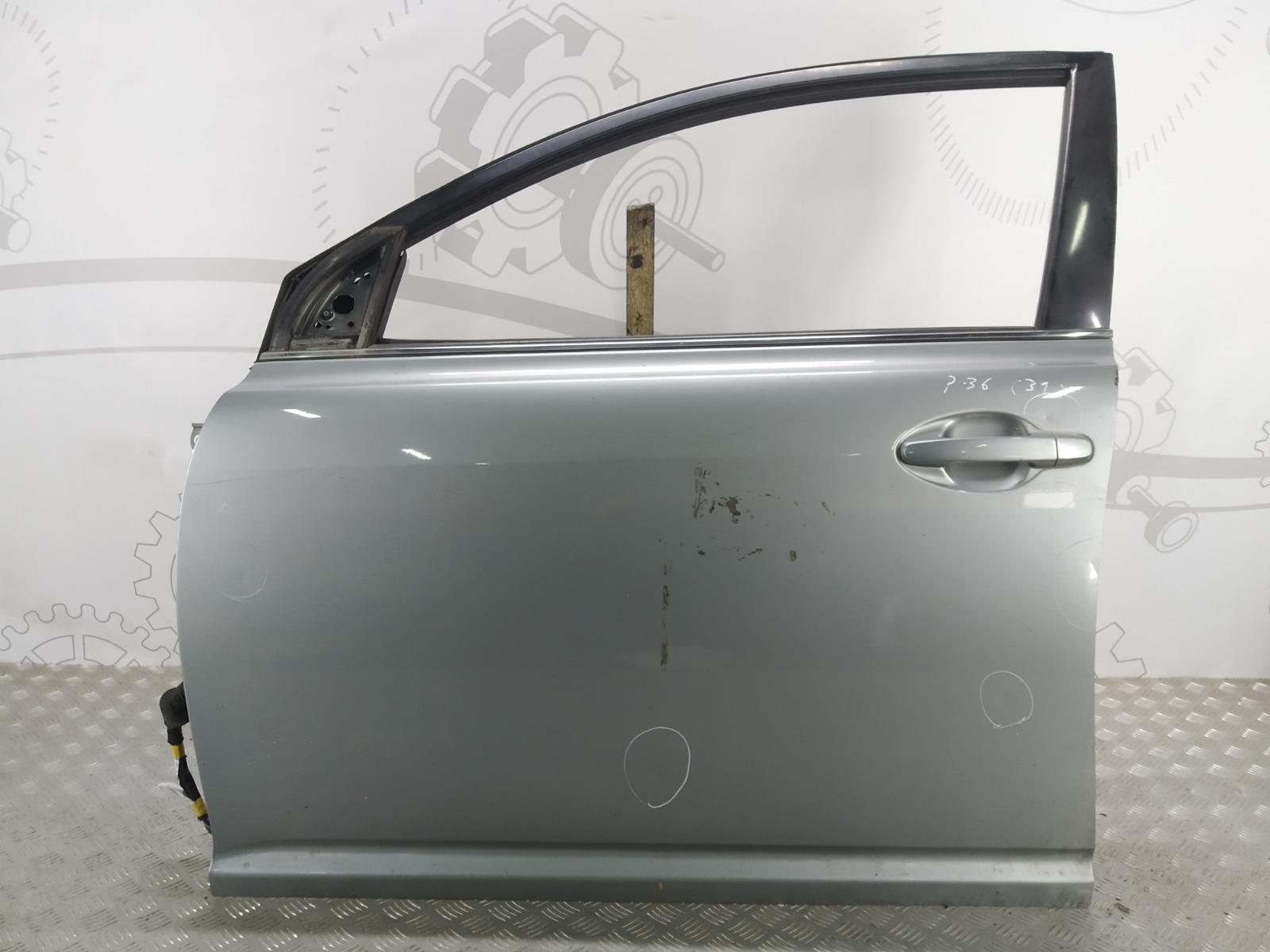 Дверь передняя левая Toyota Avensis 2.0 D-4D 2009 (б/у)