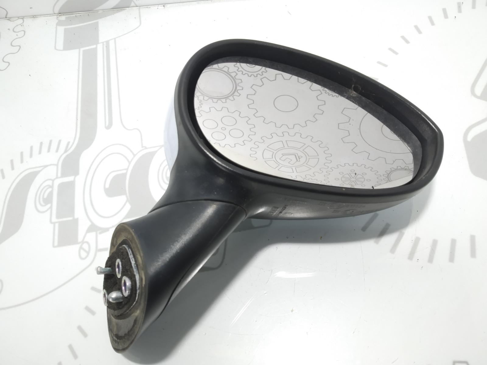 Зеркало наружное правое Fiat 500 1.2 I 2009 (б/у)