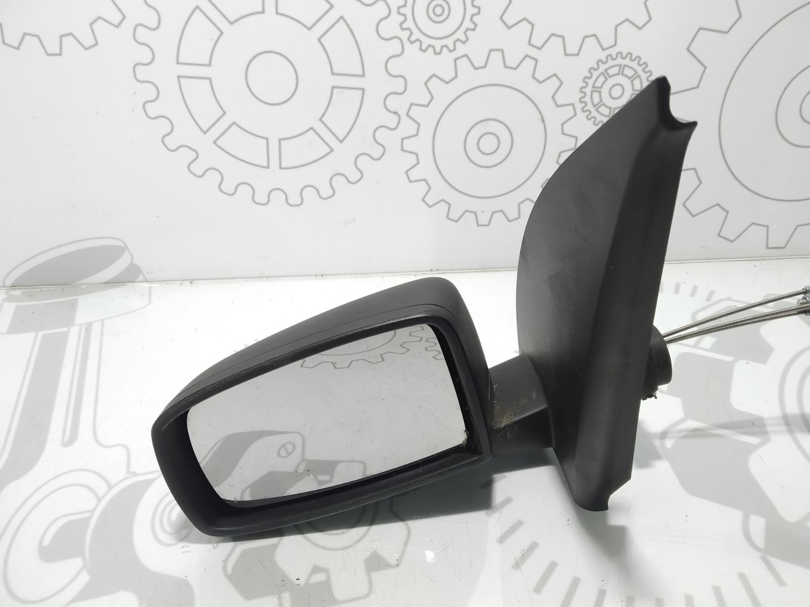 Зеркало наружное левое Fiat Panda 1.3 JTD 2007 (б/у)