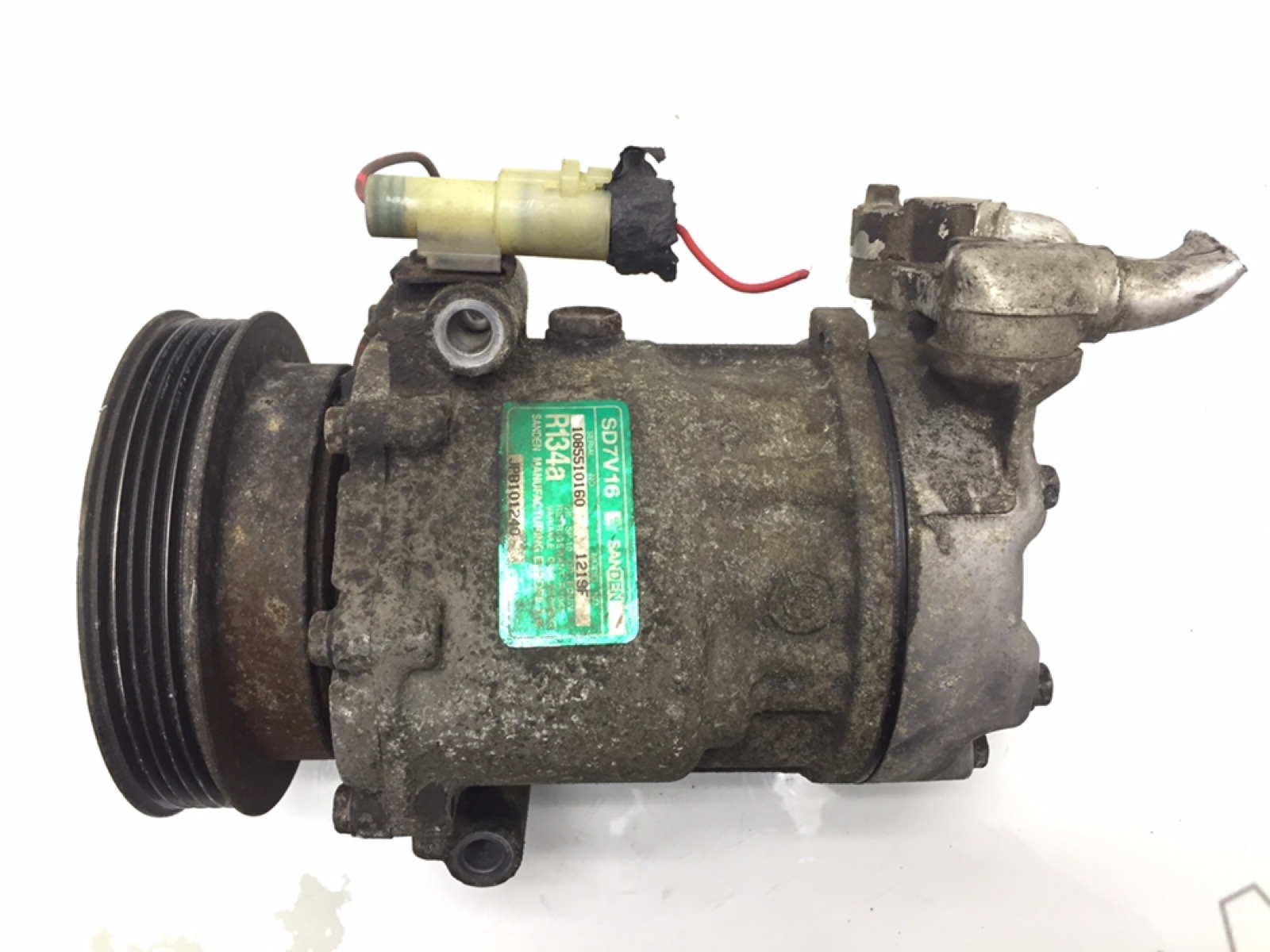 Компрессор кондиционера Rover 45 1.6 I 2001 (б/у)