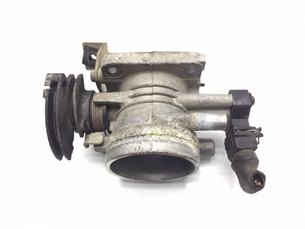 Заслонка дроссельная Rover 45 1.6 I 2001 (б/у)