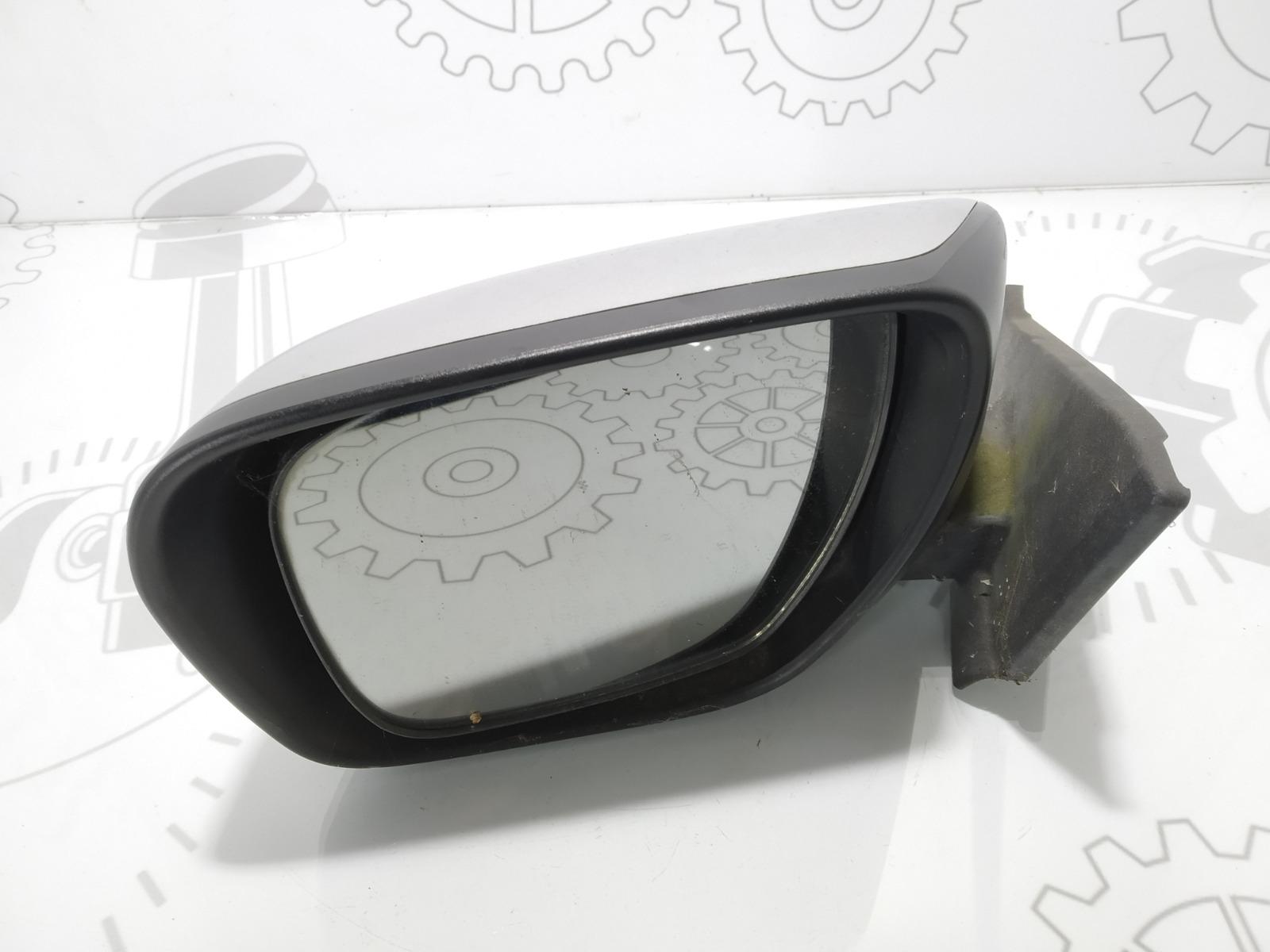Зеркало наружное левое Mazda 5 2.0 TD 2006 (б/у)