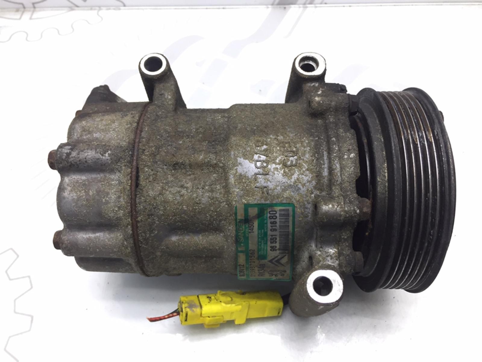 Компрессор кондиционера Citroen C3 1.4 I 2005 (б/у)
