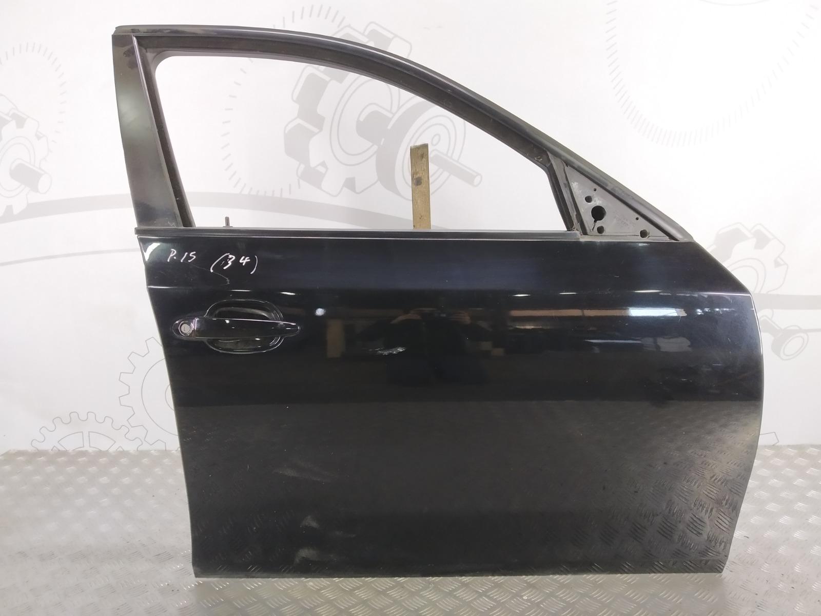Дверь передняя правая Bmw 5 E60 3.0 I 2004 (б/у)