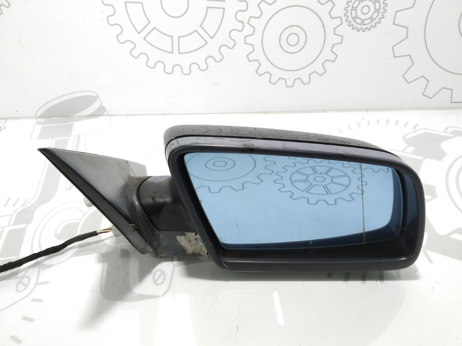Зеркало наружное правое Bmw 5 E60 3.0 I 2004 (б/у)