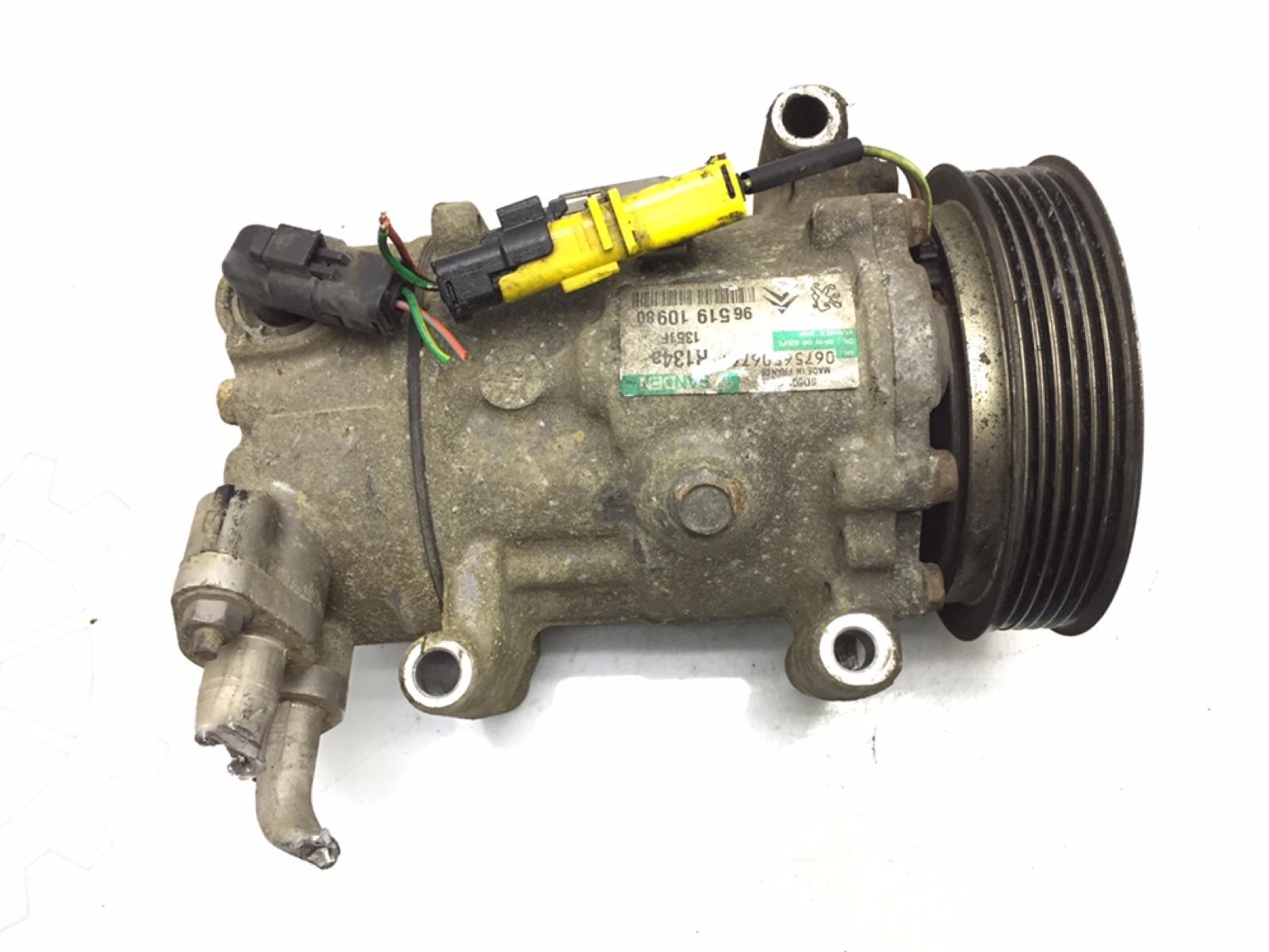 Компрессор кондиционера Citroen C4 1.6 I 2007 (б/у)