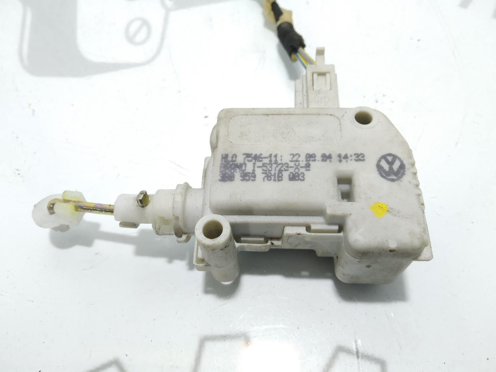 Активатор замка багажника Skoda Octavia 1.9 TDI 2004 (б/у)