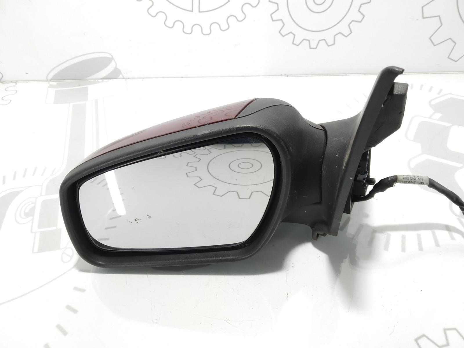 Зеркало наружное левое Ford Focus 2.0 TDCI 2008 (б/у)