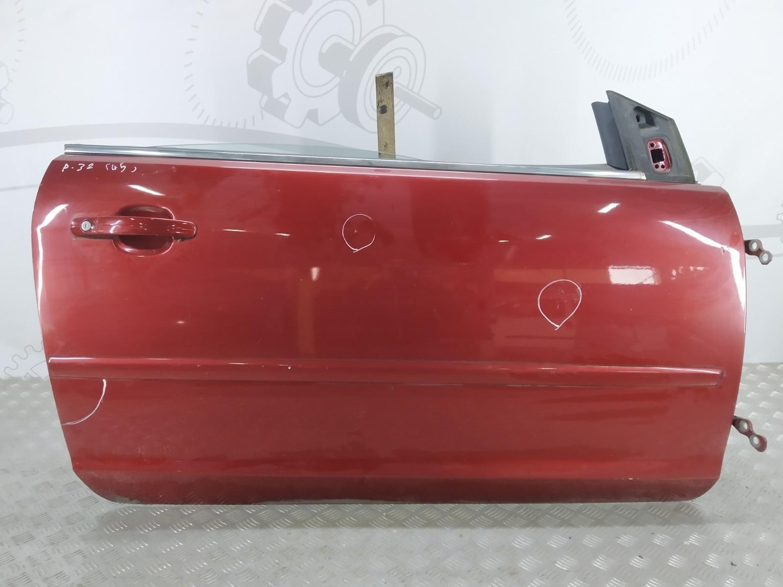 Дверь передняя правая Ford Focus 2.0 TDCI 2008 (б/у)