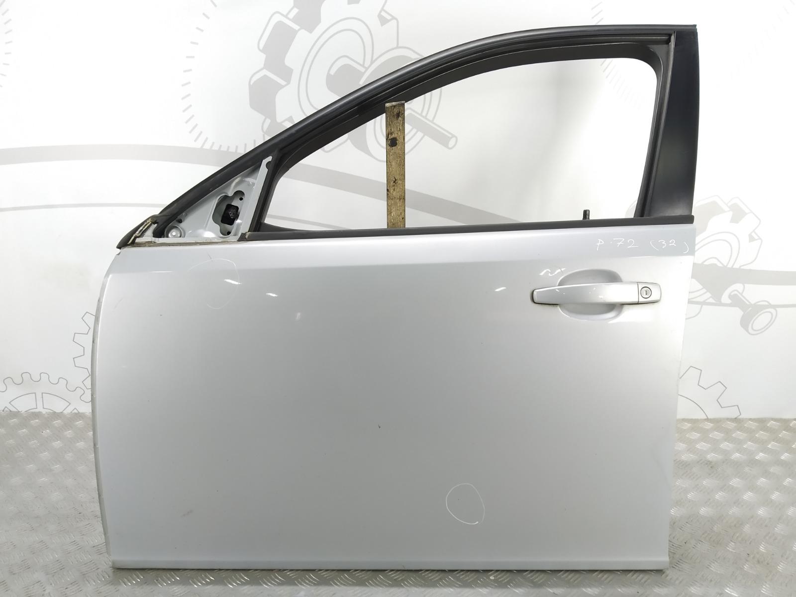 Дверь передняя левая Saab 9-3 1.9 TID 2008 (б/у)