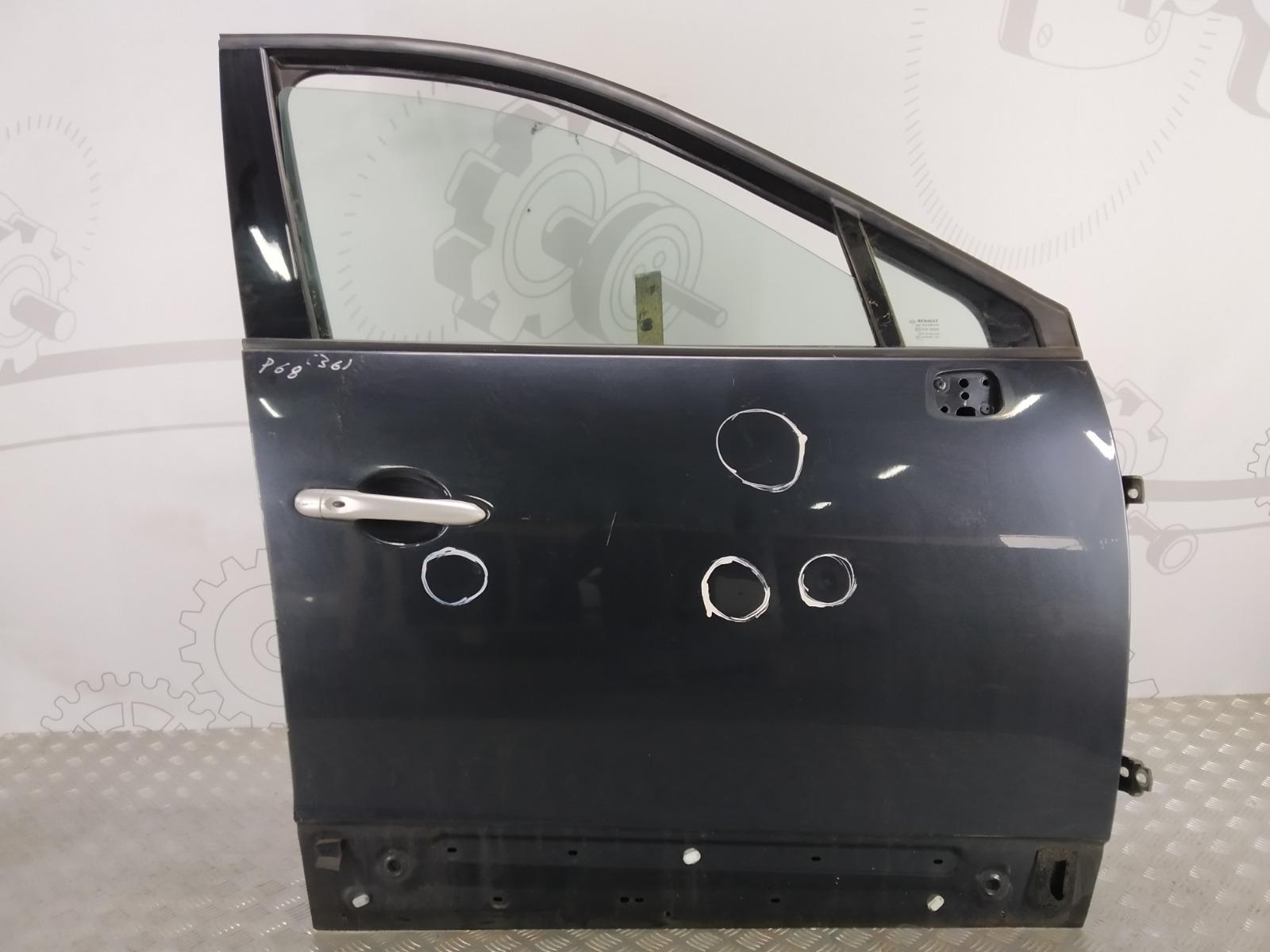 Дверь передняя правая Renault Grand Scenic 1.6 I 2011 (б/у)
