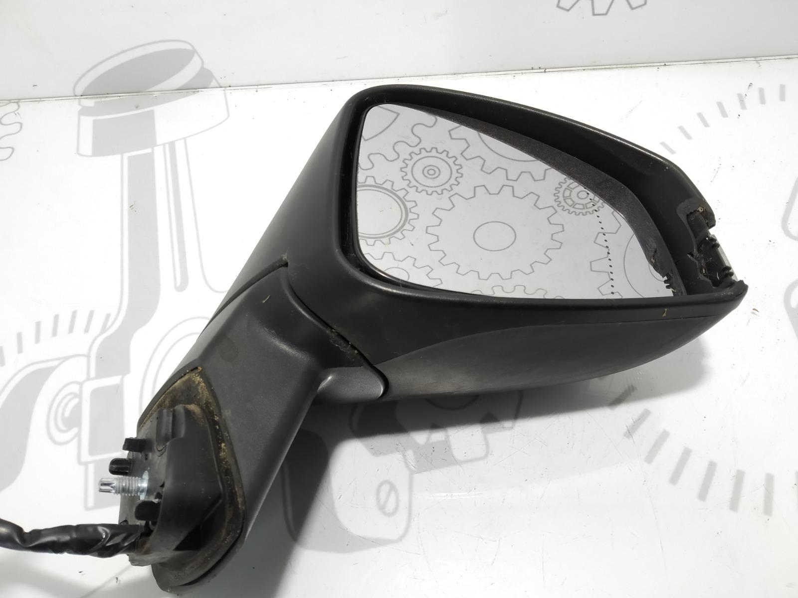 Зеркало наружное правое Renault Grand Scenic 1.6 I 2011 (б/у)