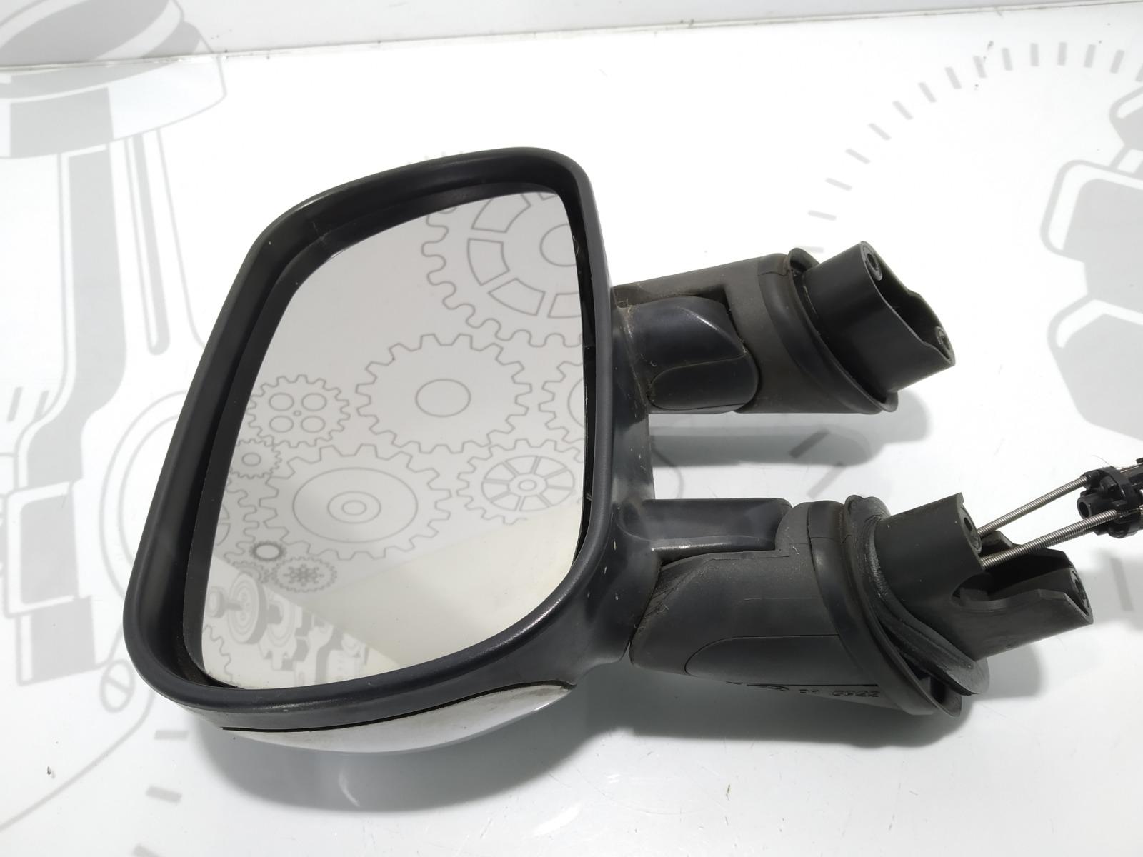 Зеркало наружное левое Fiat Doblo 1.9 JTD 2002 (б/у)