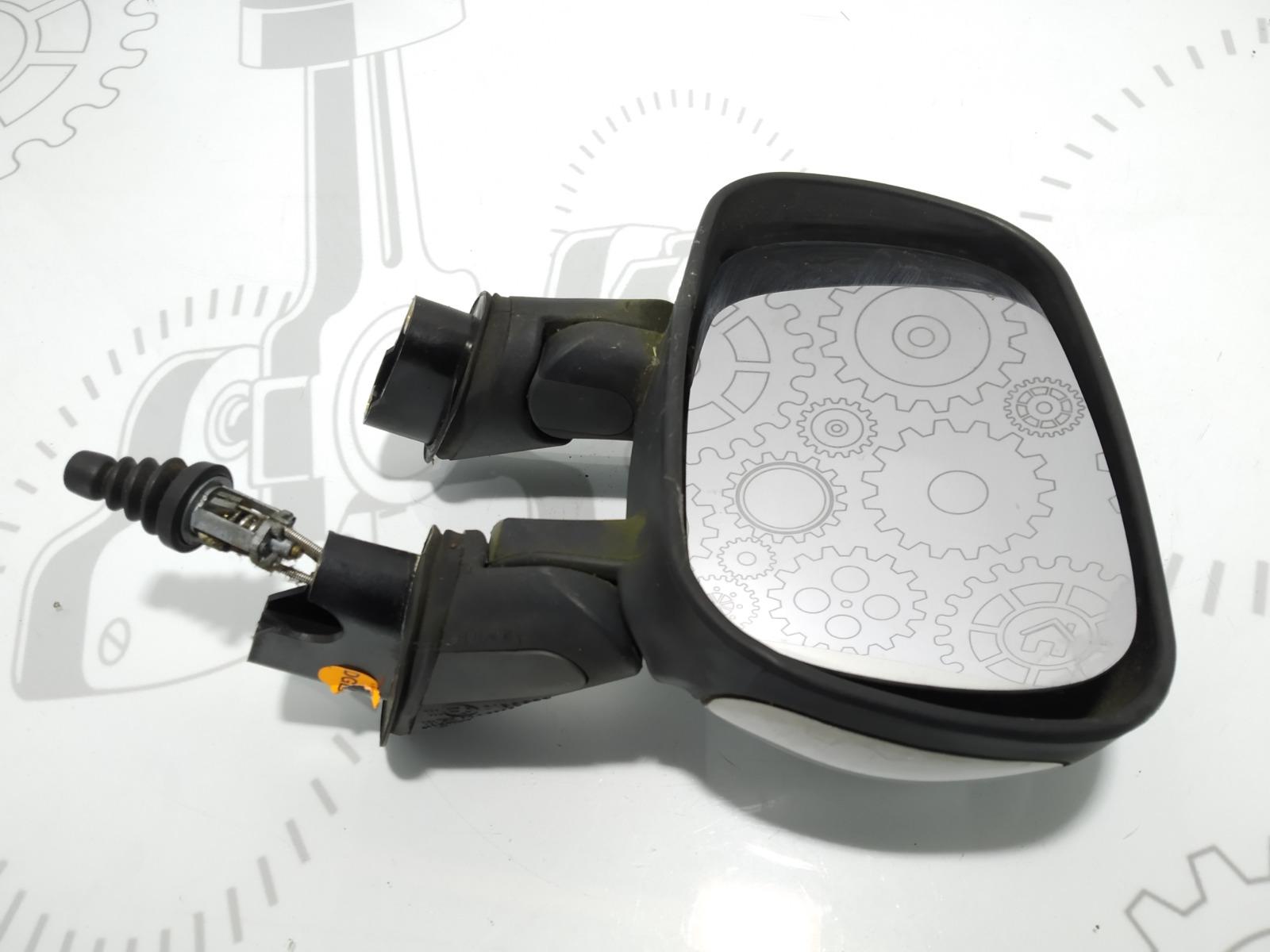 Зеркало наружное правое Fiat Doblo 1.9 JTD 2002 (б/у)
