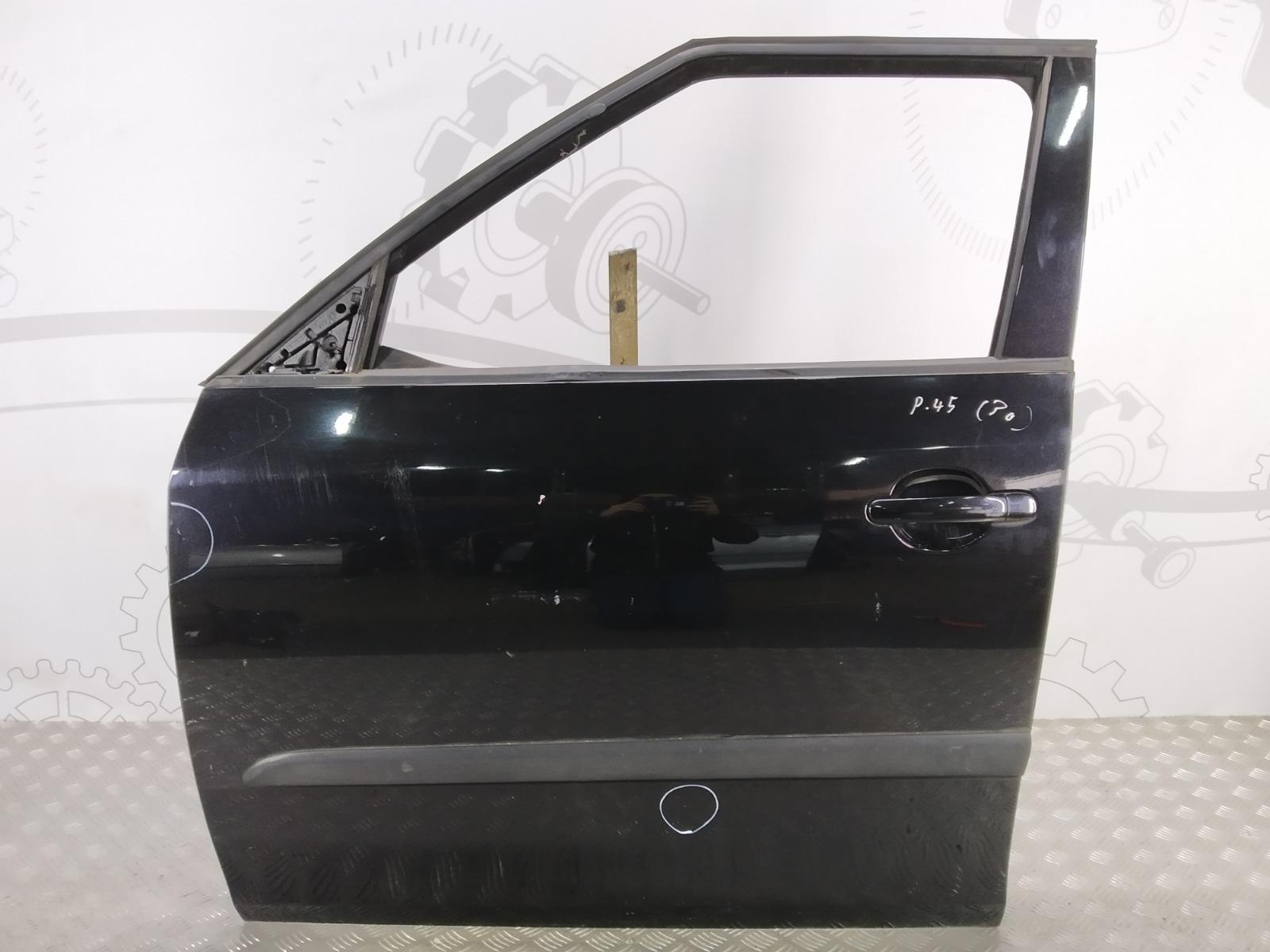 Дверь передняя левая Skoda Fabia 1.4 TDI 2007 (б/у)