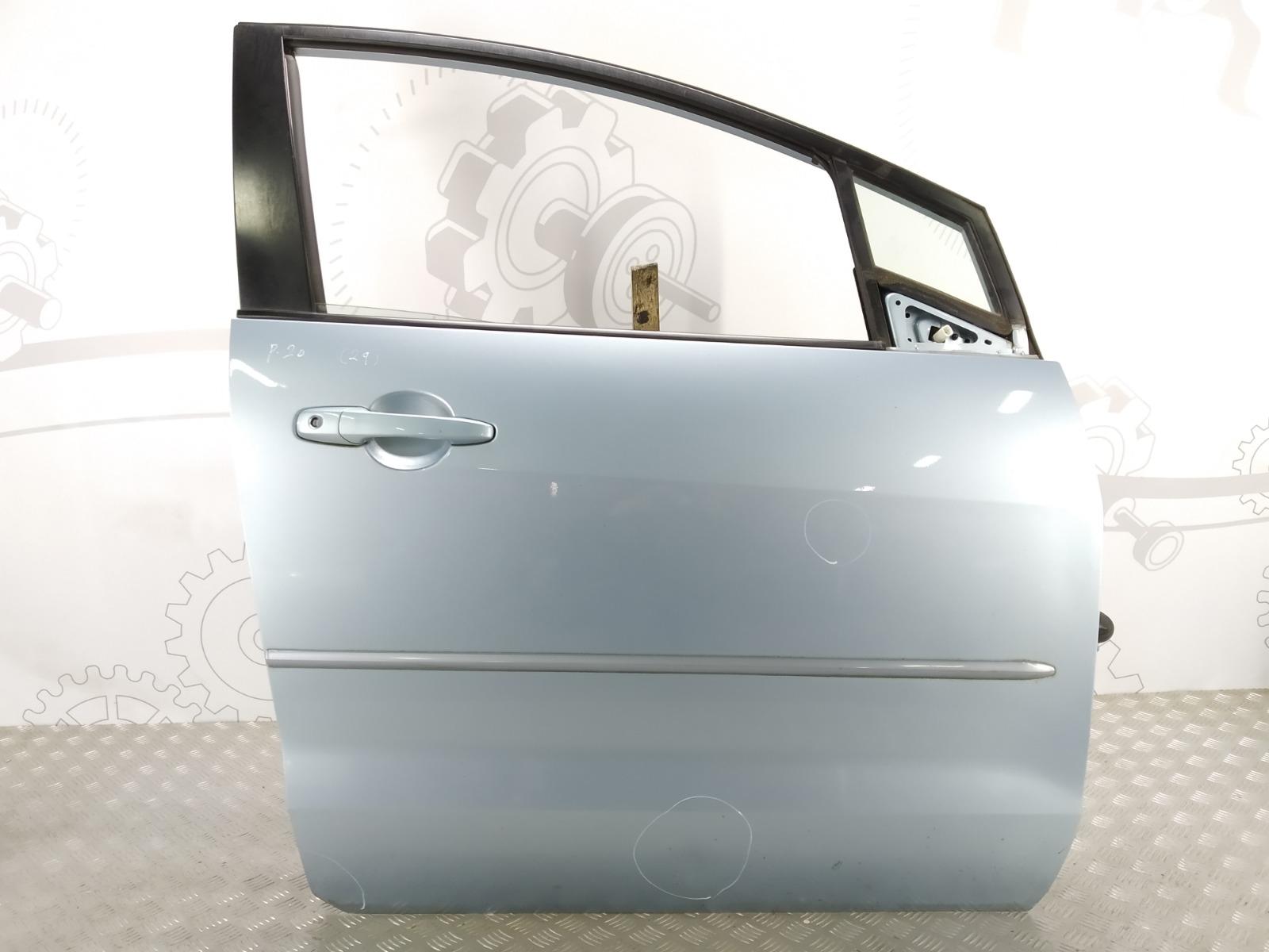 Дверь передняя правая Mazda 5 2.0 TD 2008 (б/у)