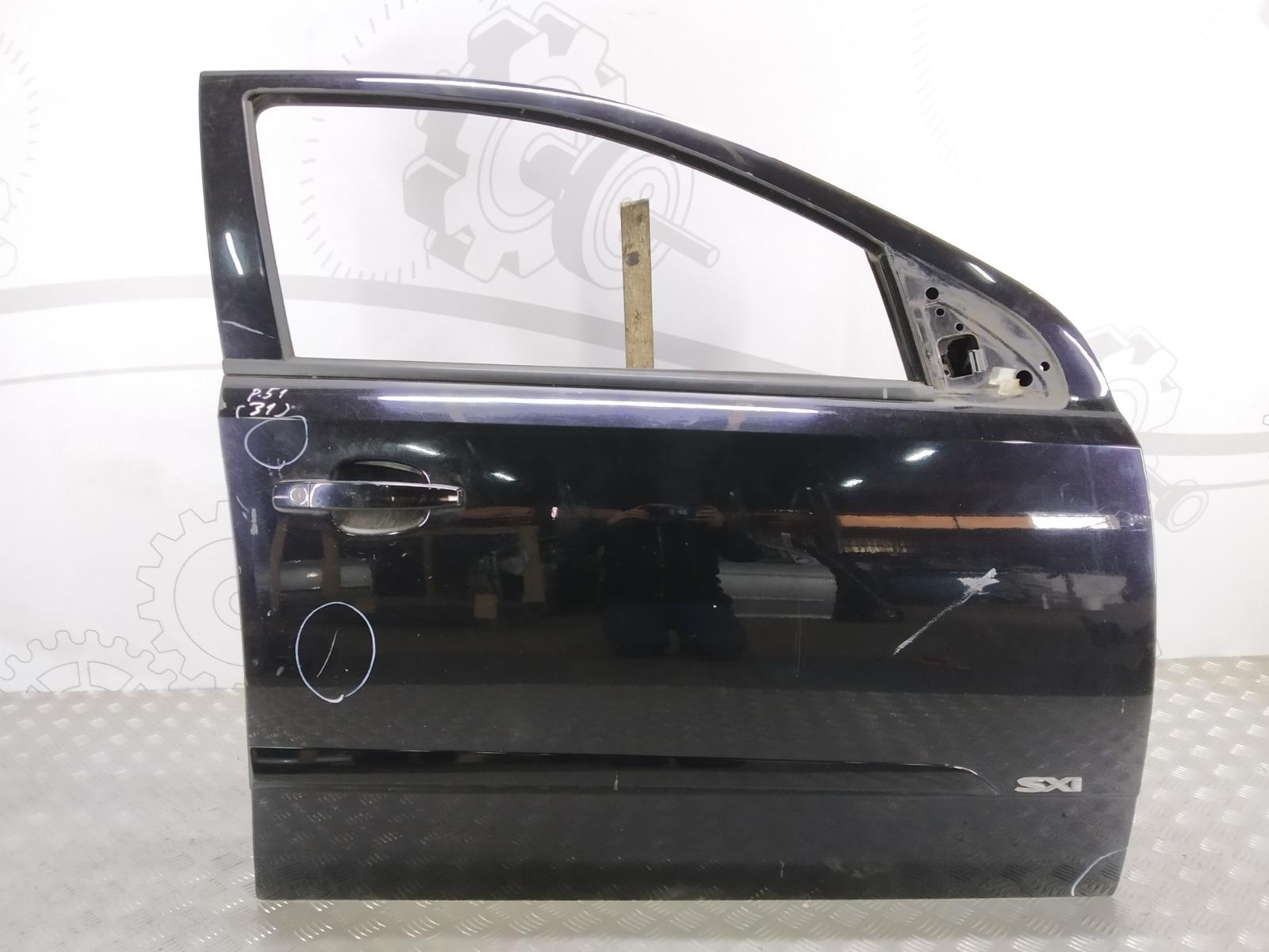 Дверь передняя правая Opel Astra H 1.4 I 2007 (б/у)