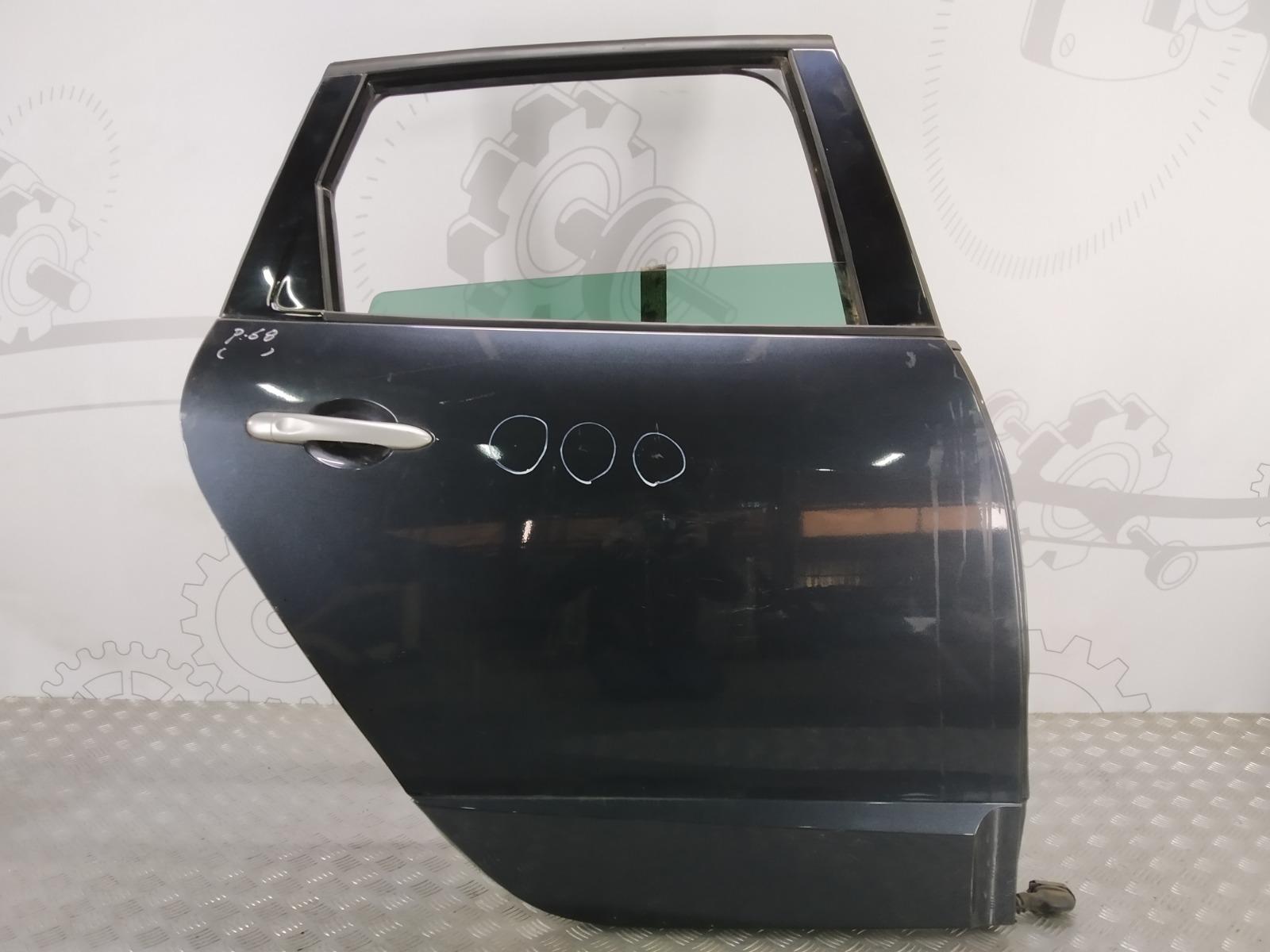 Дверь задняя правая Renault Grand Scenic 1.6 I 2011 (б/у)