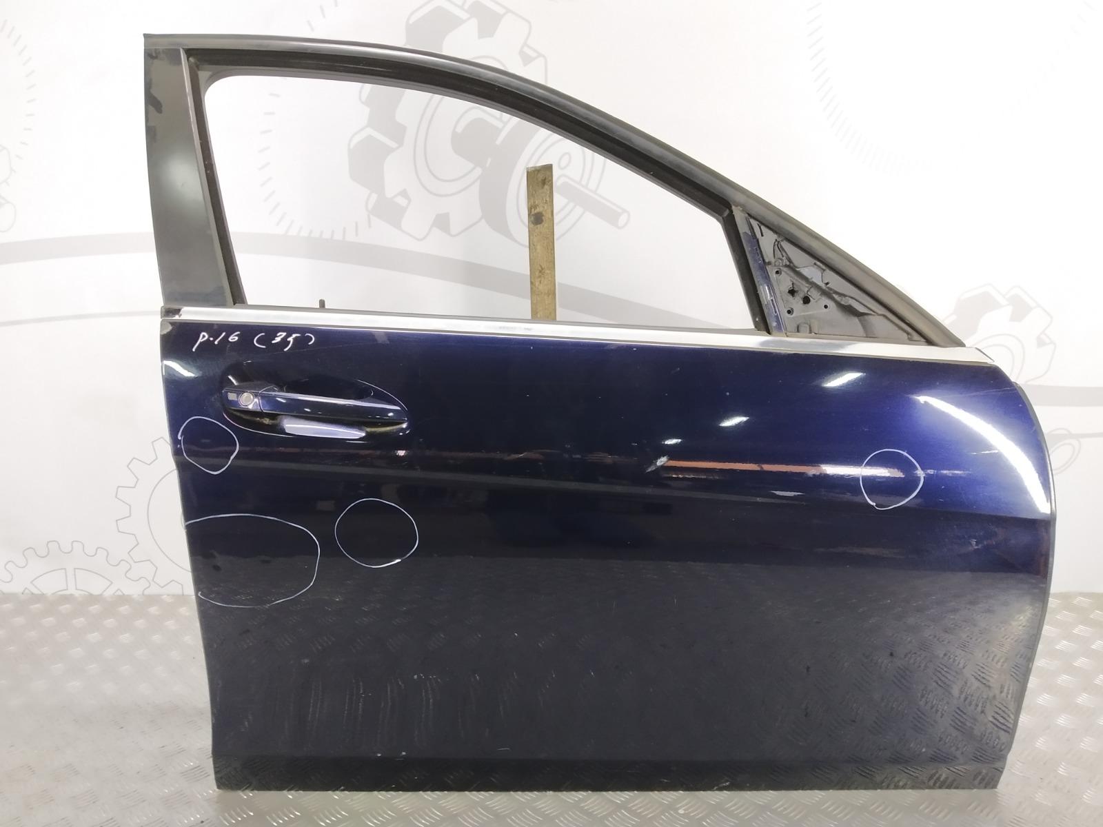 Дверь передняя правая Mercedes C W204 2.2 CDI 2007 (б/у)