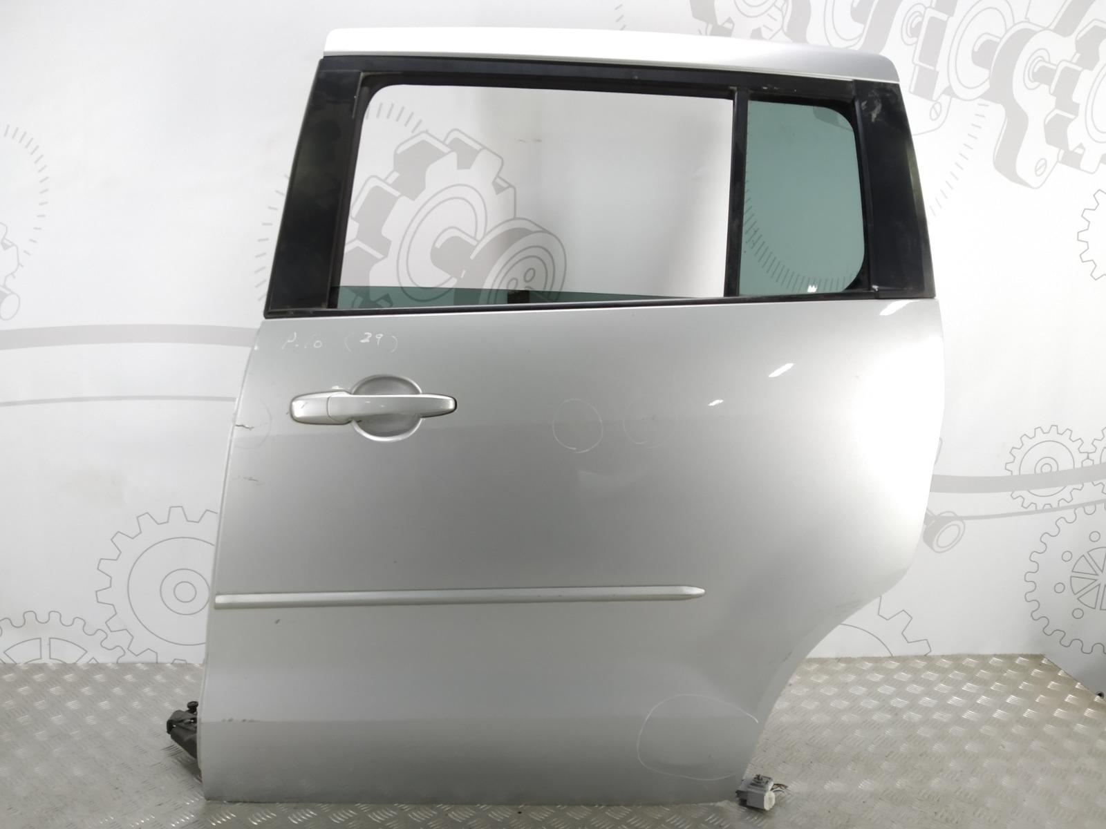 Дверь сдвижная левая Mazda 5 2.0 TD 2006 (б/у)