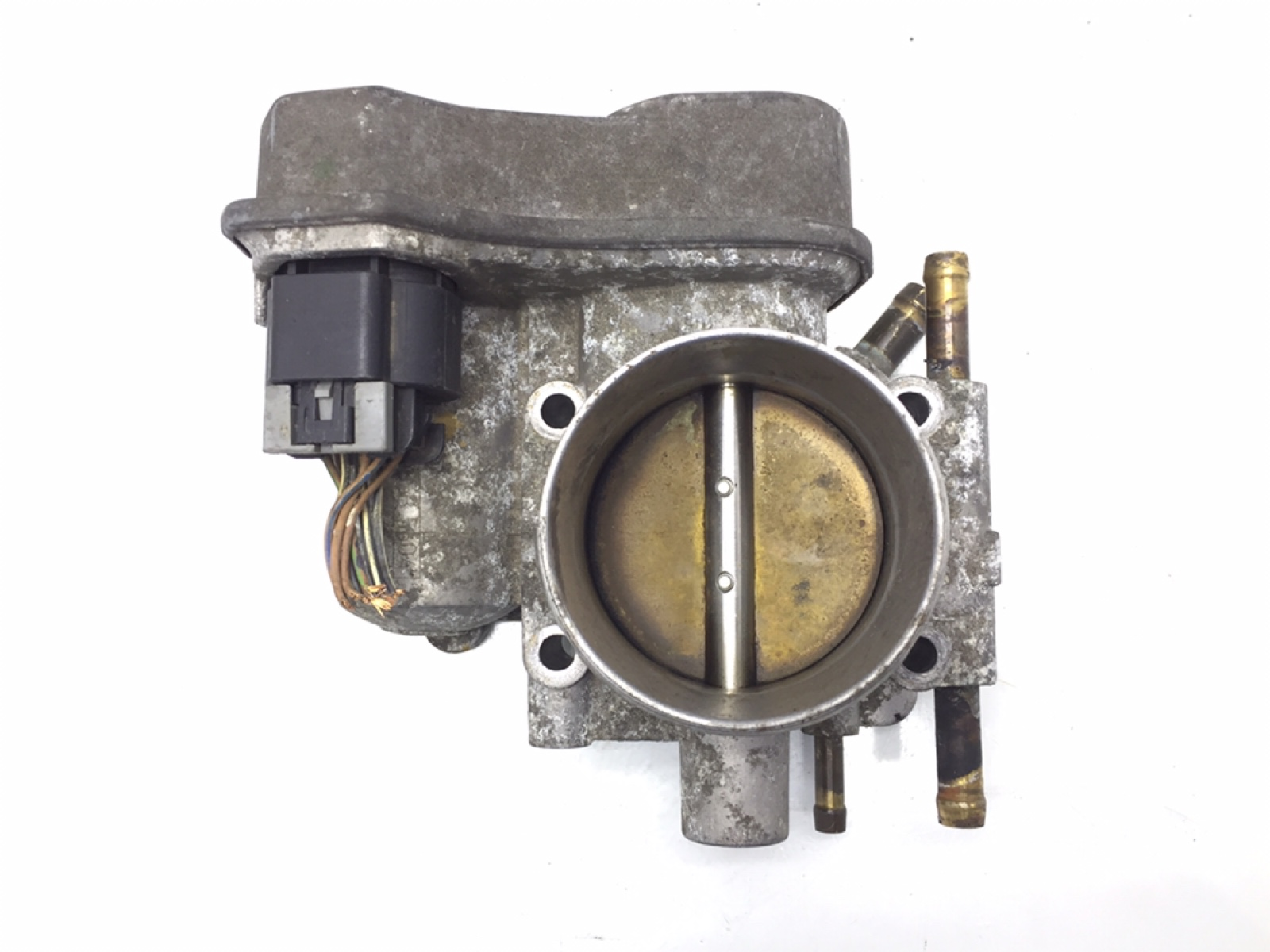 Заслонка дроссельная Opel Astra H 1.8 I 2005 (б/у)