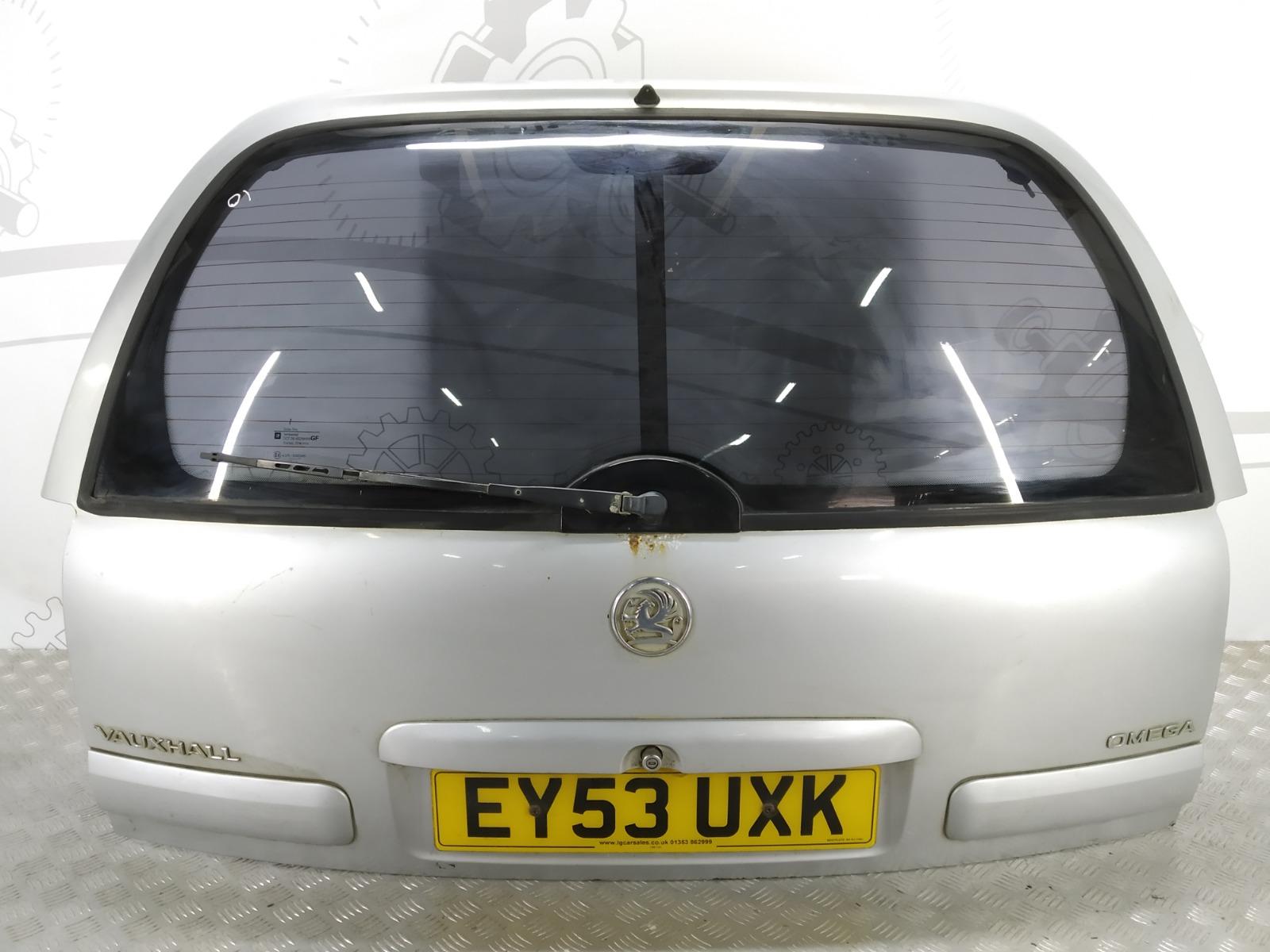 Крышка багажника Opel Omega B 2.2 I 2003 (б/у)