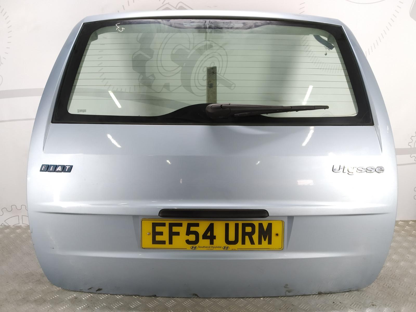 Крышка багажника (дверь 3-5) Fiat Ulysse 2.0 I 2005 (б/у)