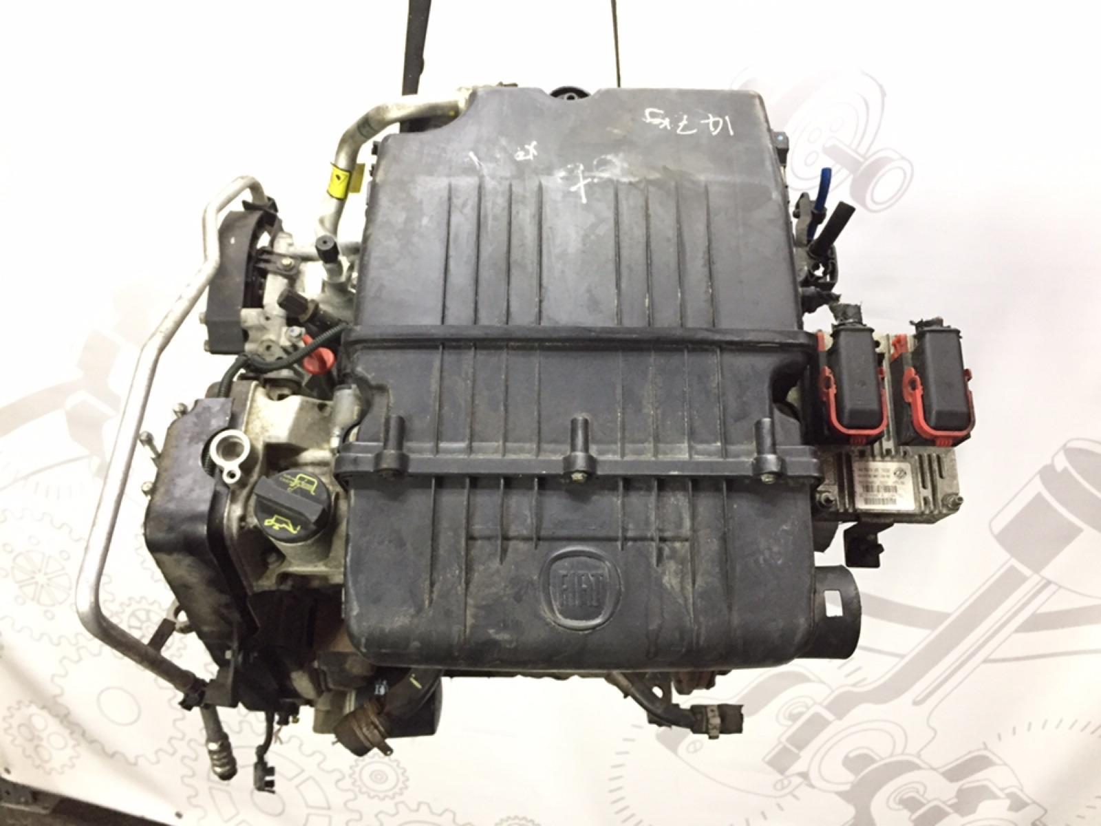 Двигатель бензиновый Fiat 500 1.2 I 2009 (б/у)