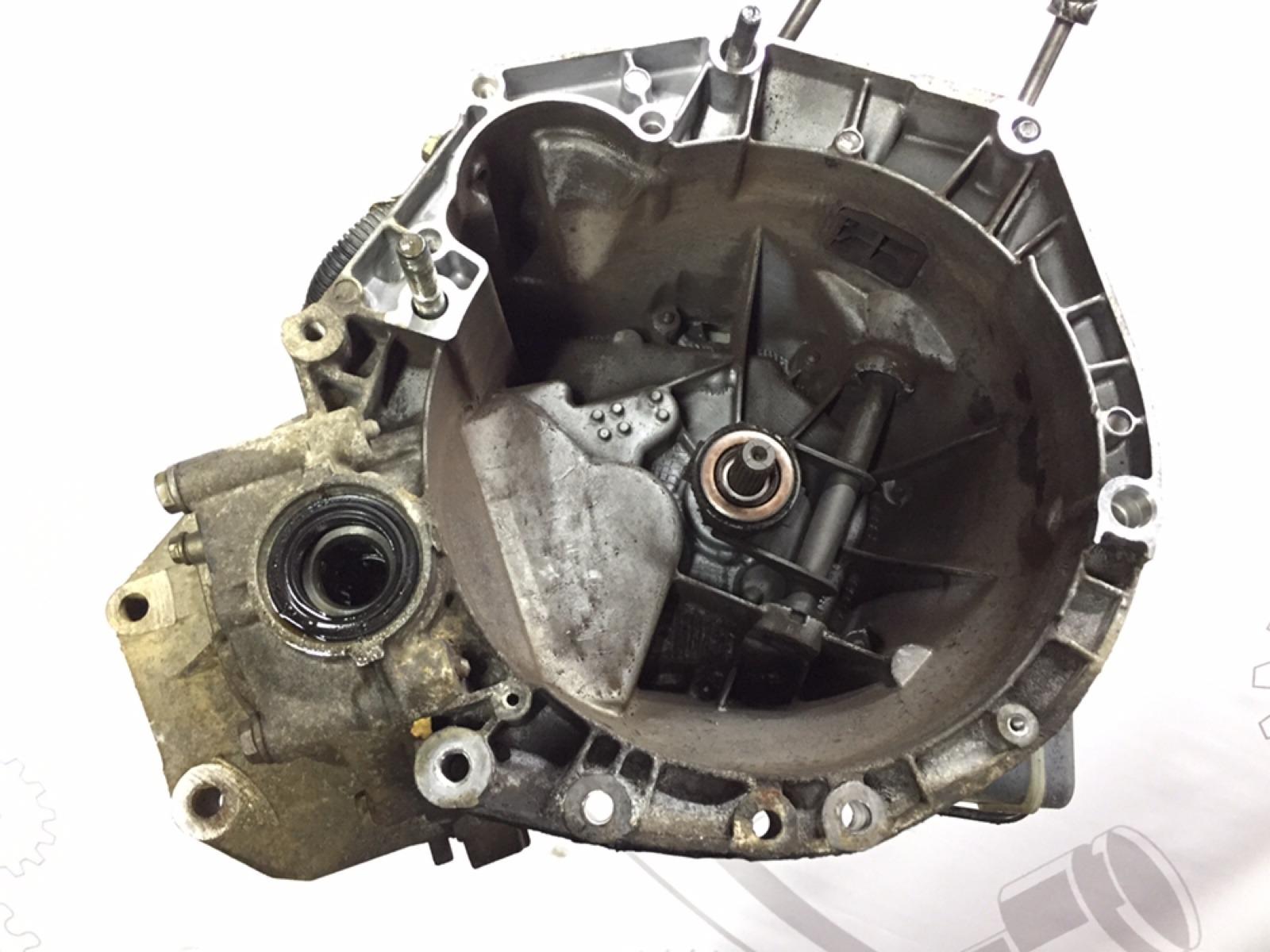 Кпп роботизированная Fiat 500 1.2 I 2009 (б/у)