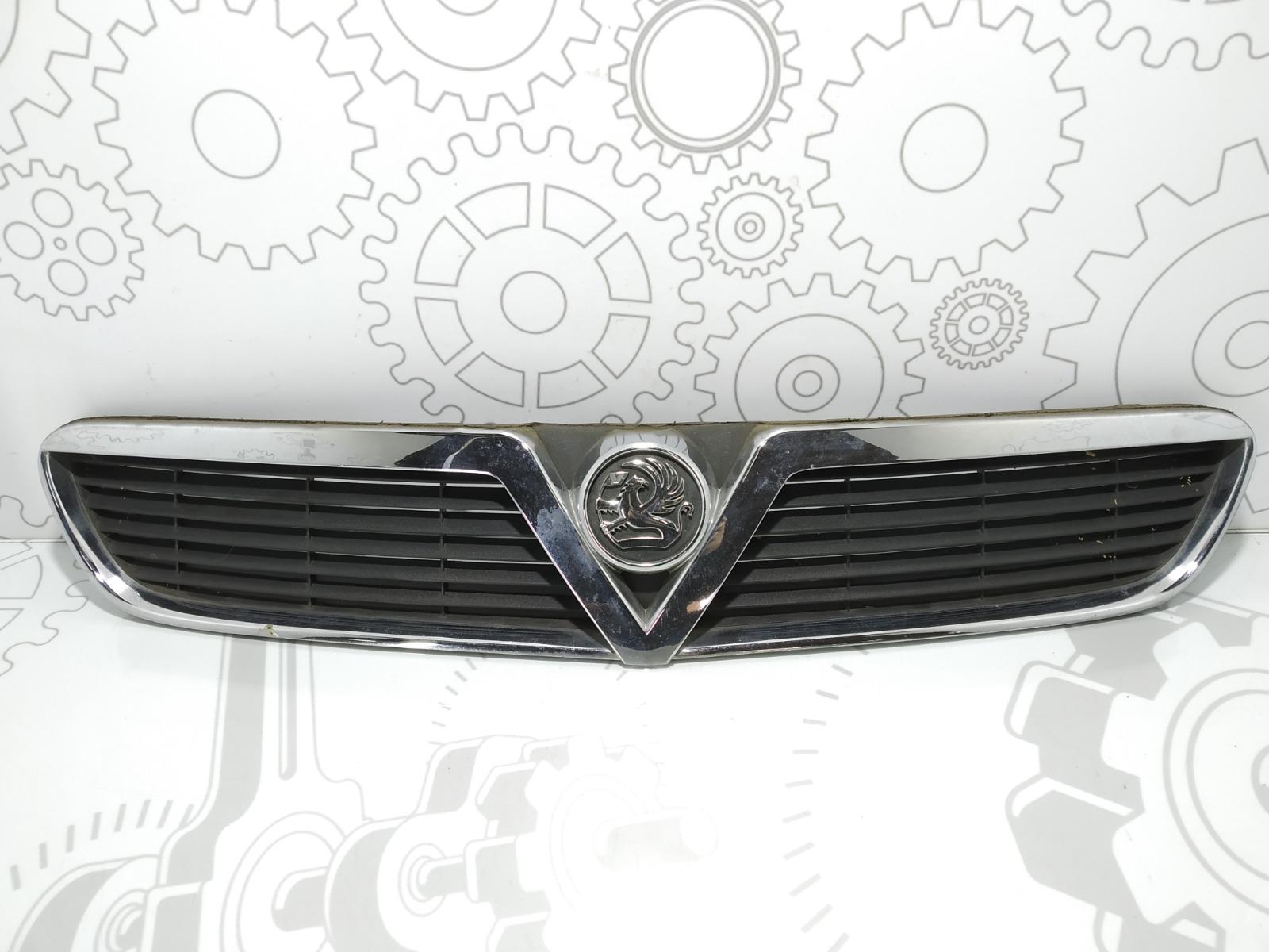 Решетка радиатора Opel Vectra C 2.2 I 2002 (б/у)