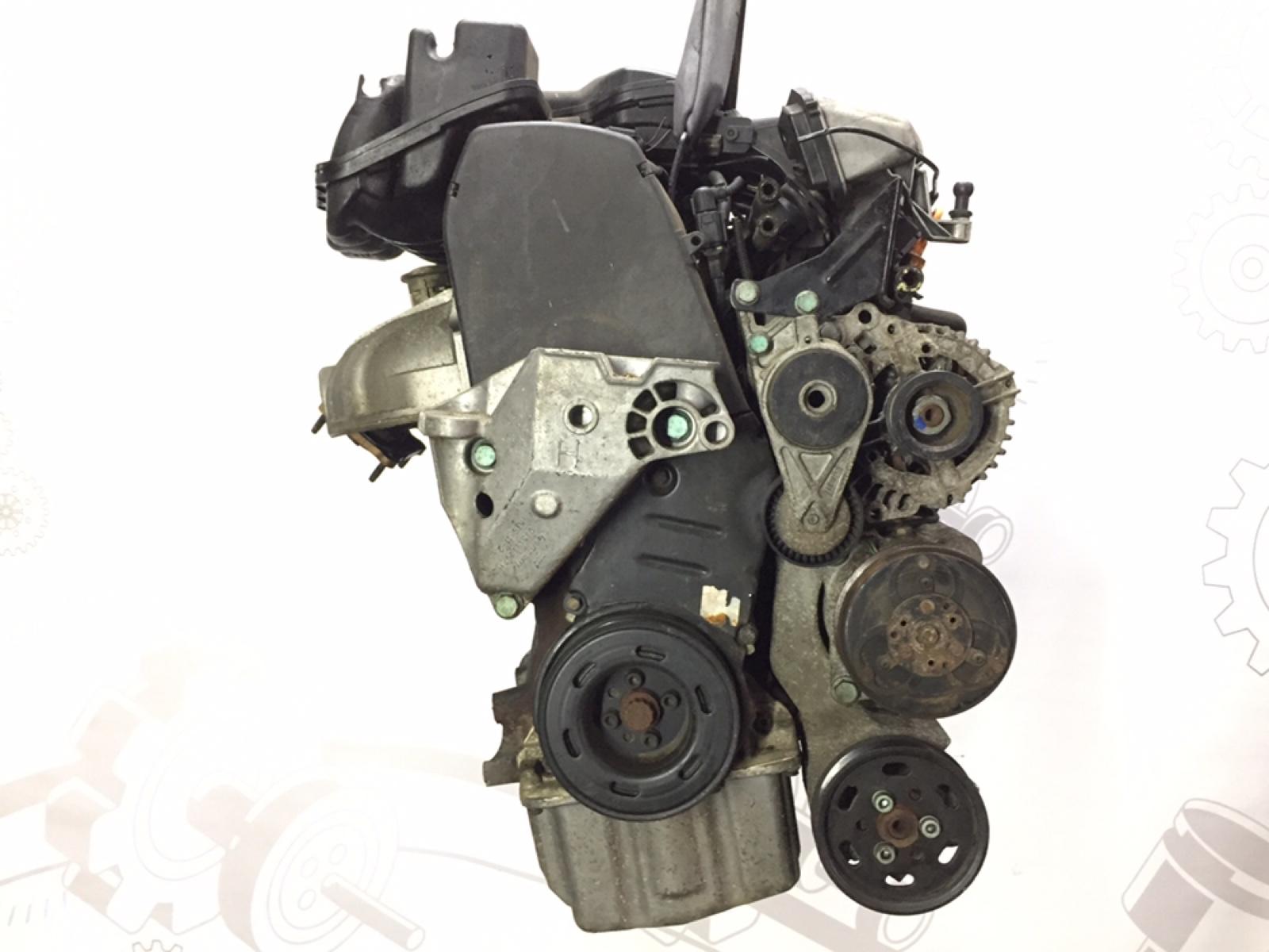 Двигатель Volkswagen Bora 2.0 I 2002 (б/у)