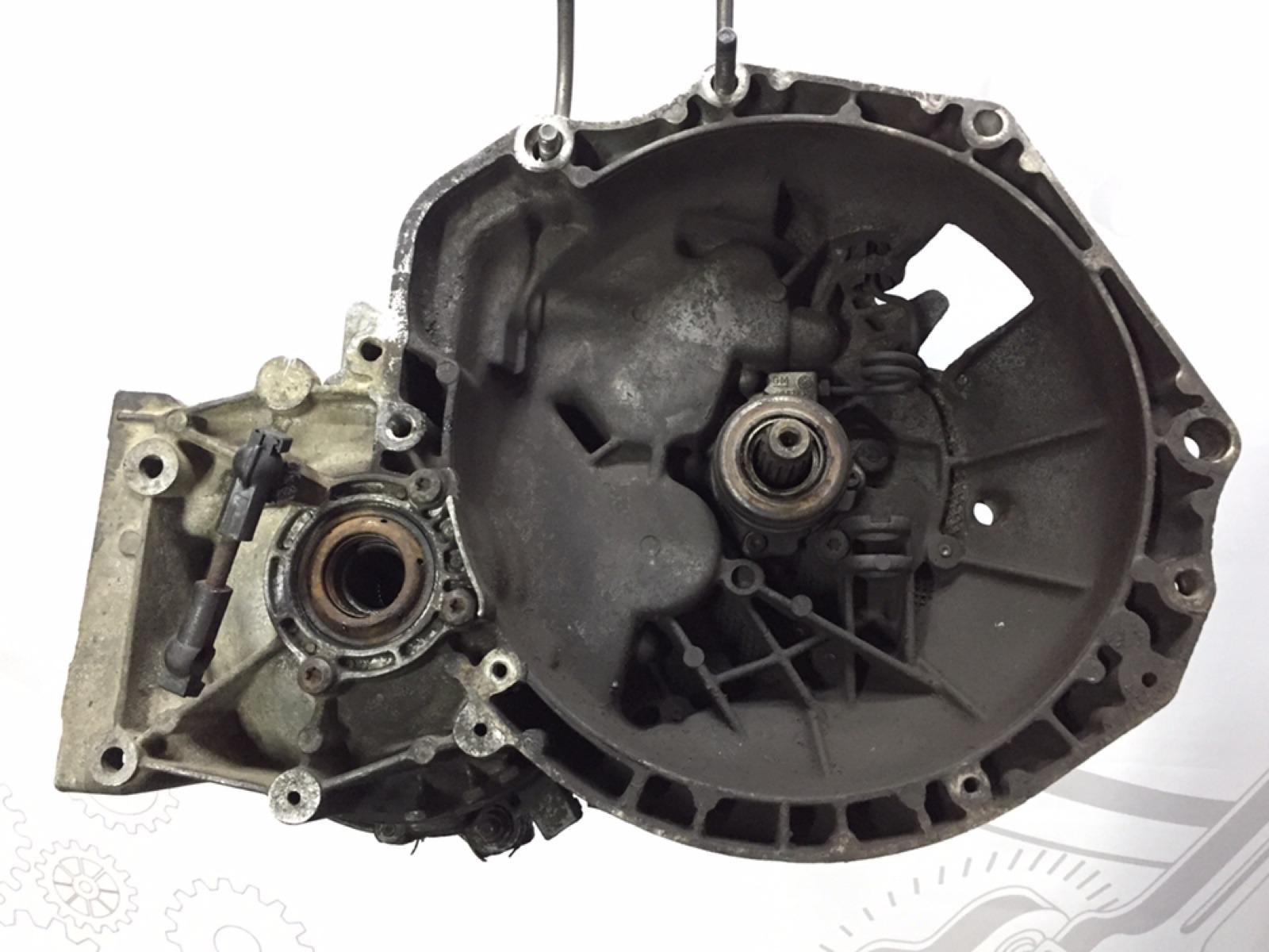 Кпп механическая (мкпп) Saab 9-3 2.3 I 1998 (б/у)