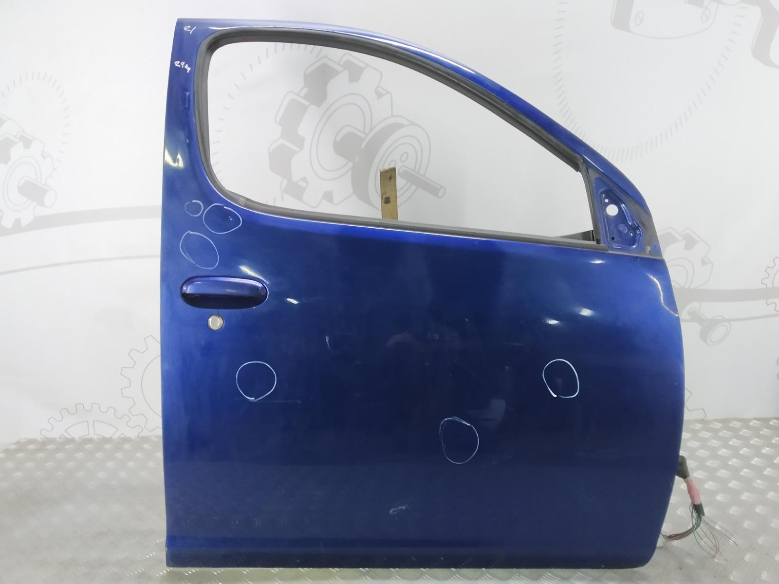 Дверь передняя правая Toyota Yaris Verso 1.3 I 2000 (б/у)