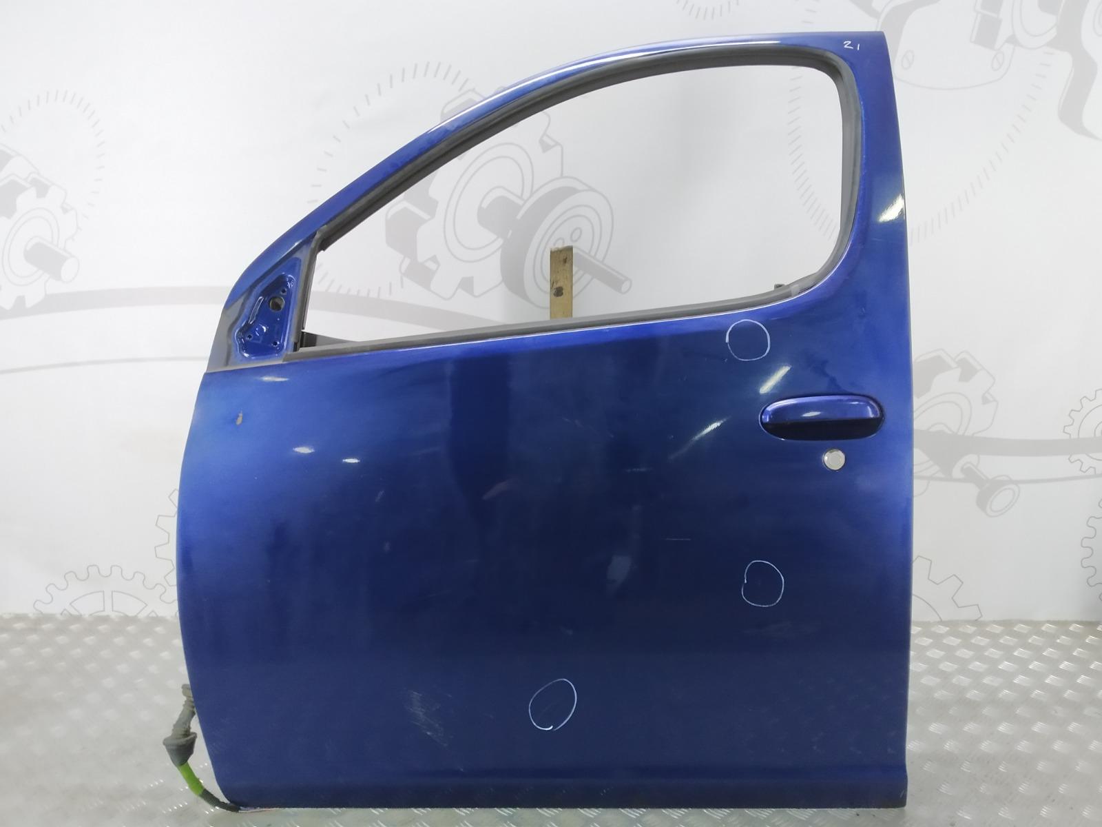 Дверь передняя левая Toyota Yaris Verso 1.3 I 2000 (б/у)